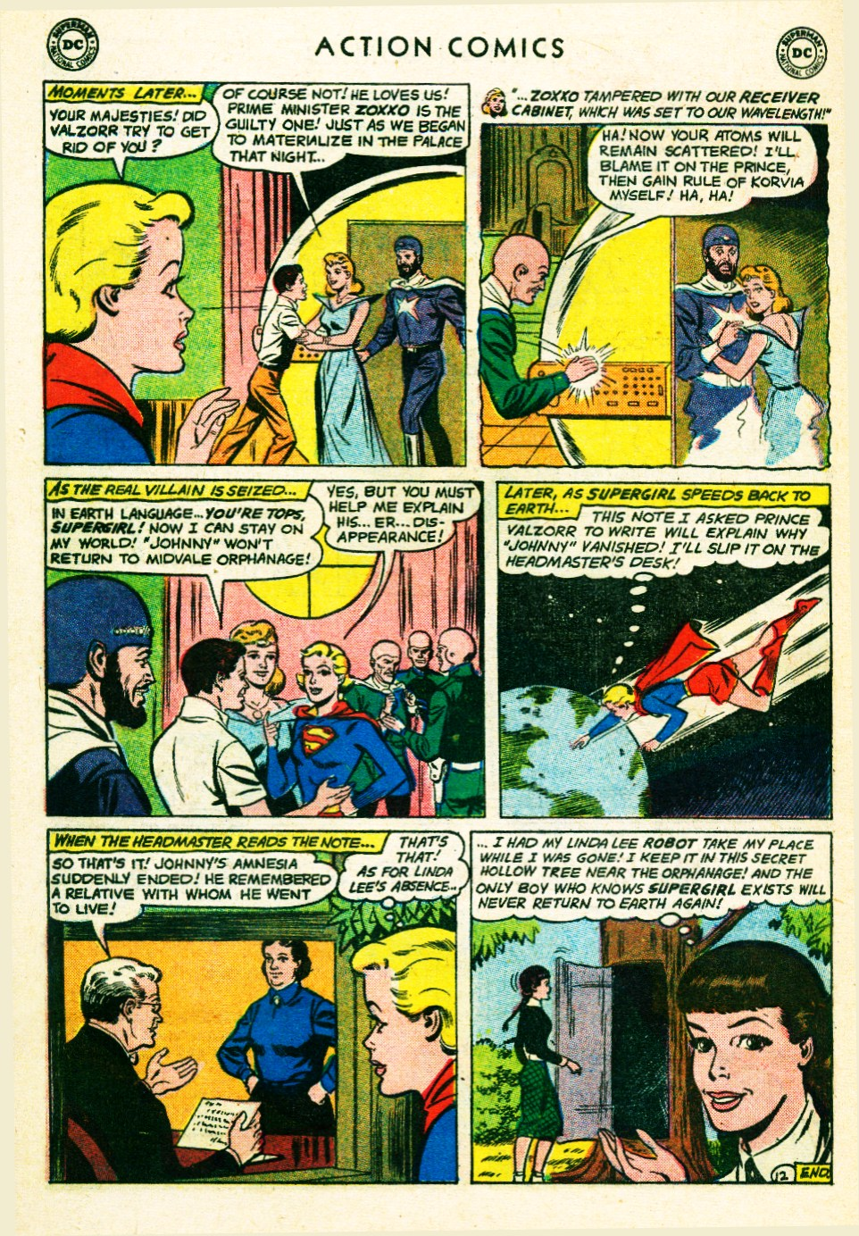 Read online Action Comics (1938) comic -  Issue #263 - 30