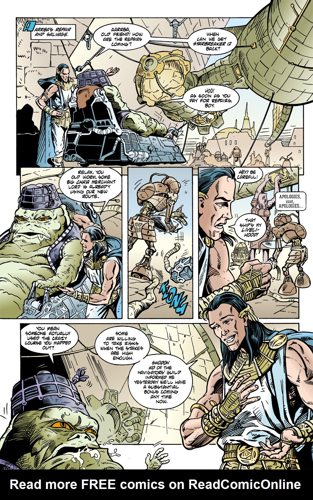 Read online Star Wars Omnibus comic -  Issue # Vol. 4 - 33