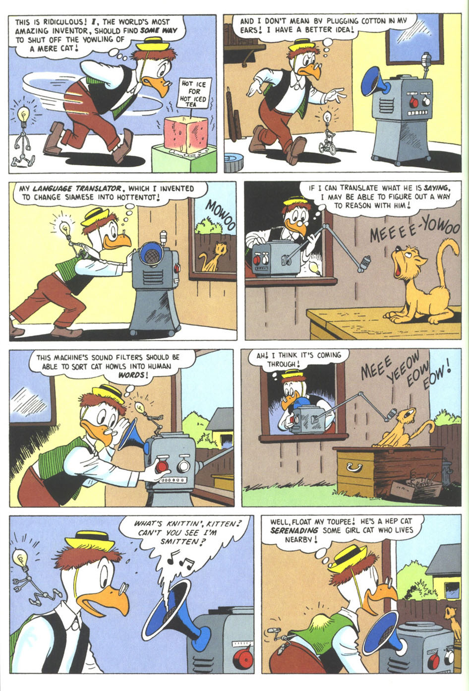 Walt Disney's Comics and Stories issue 611 - Page 54