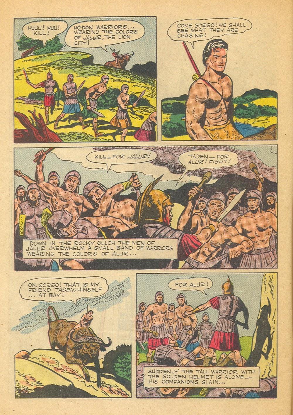 Tarzan (1948) issue 57 - Page 10