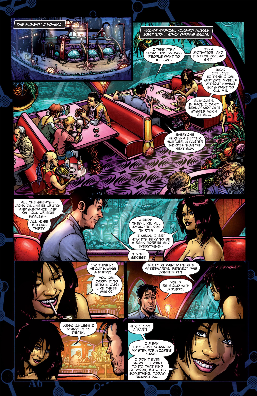 Read online Ballistic (2013) comic -  Issue #1 - 14