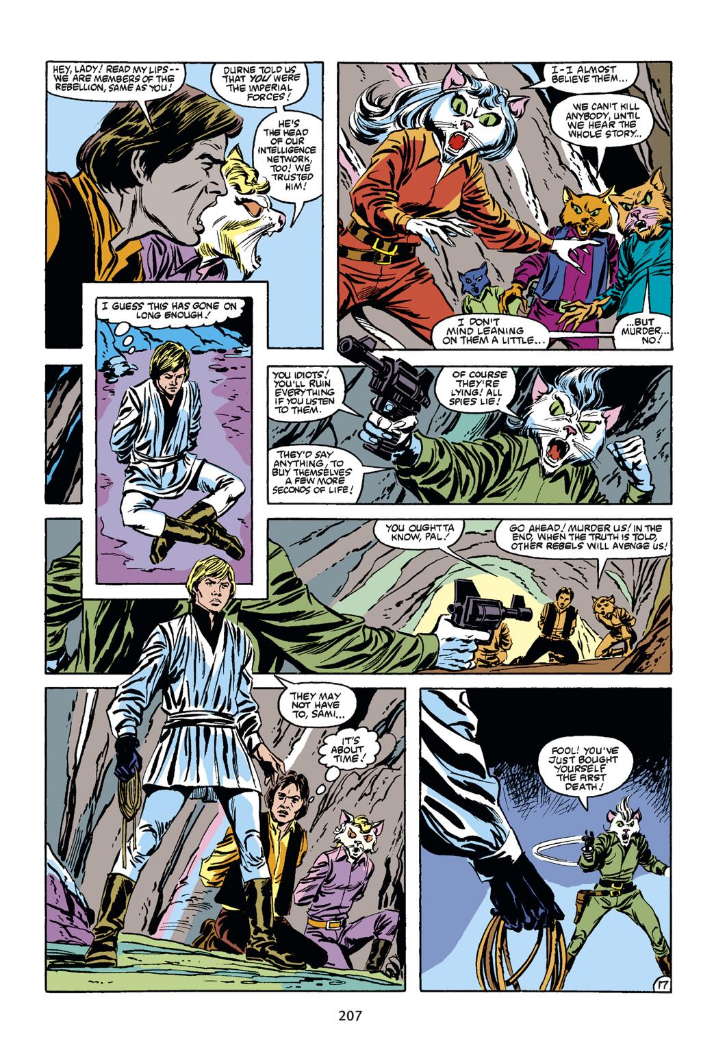 Read online Star Wars Omnibus comic -  Issue # Vol. 21 - 199