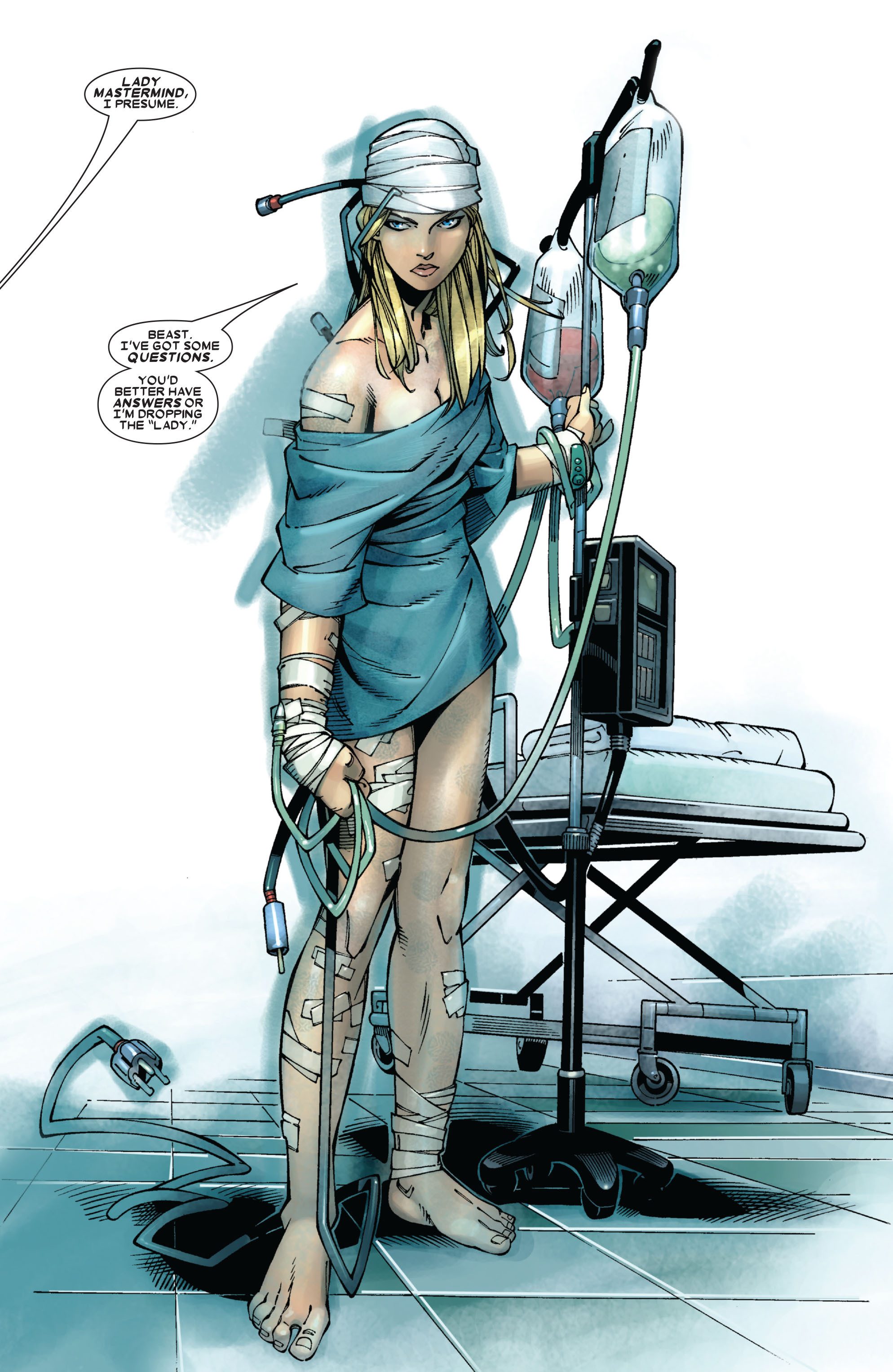 X-Men (1991) 192 Page 4
