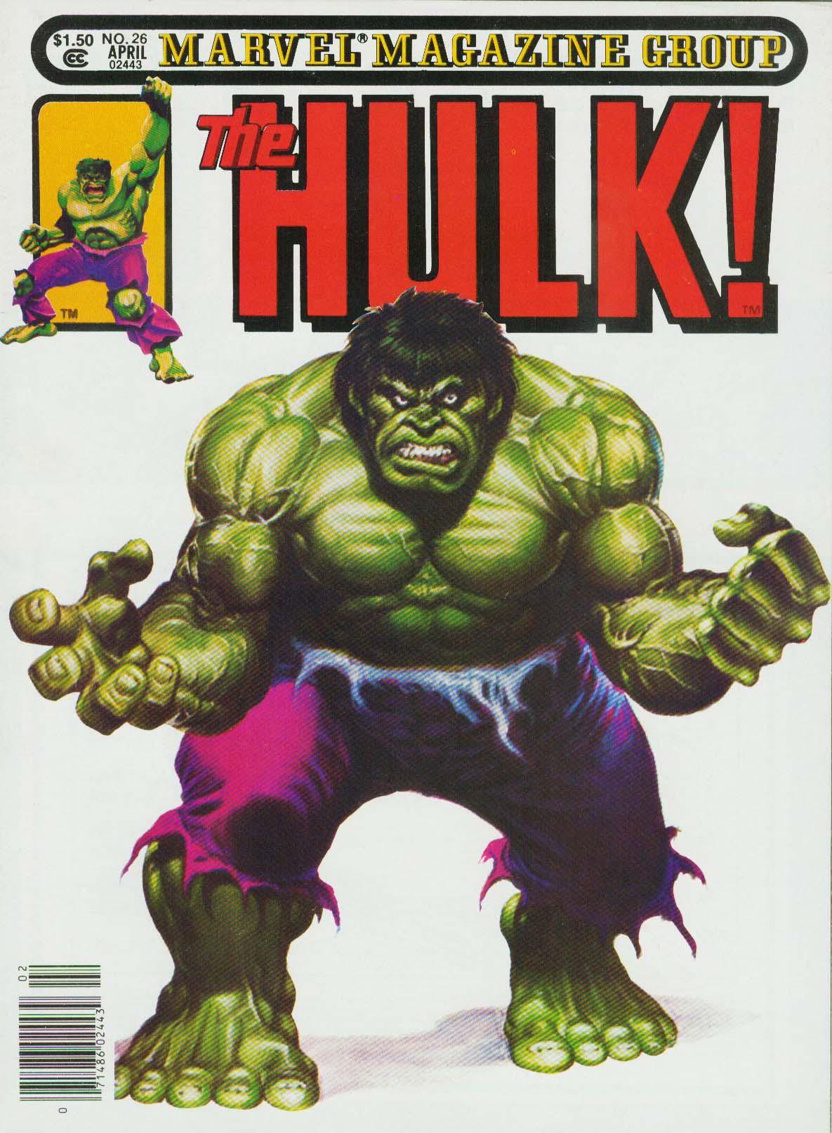 Hulk (1978) 26 Page 1