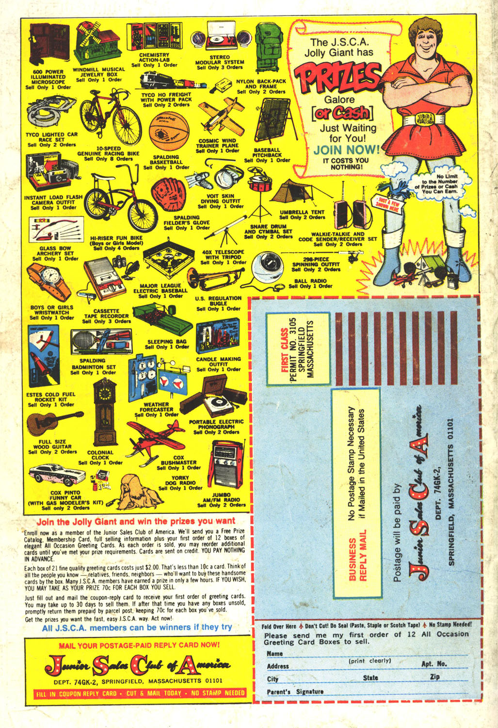 Read online Uncle Scrooge (1953) comic -  Issue #111 - 36