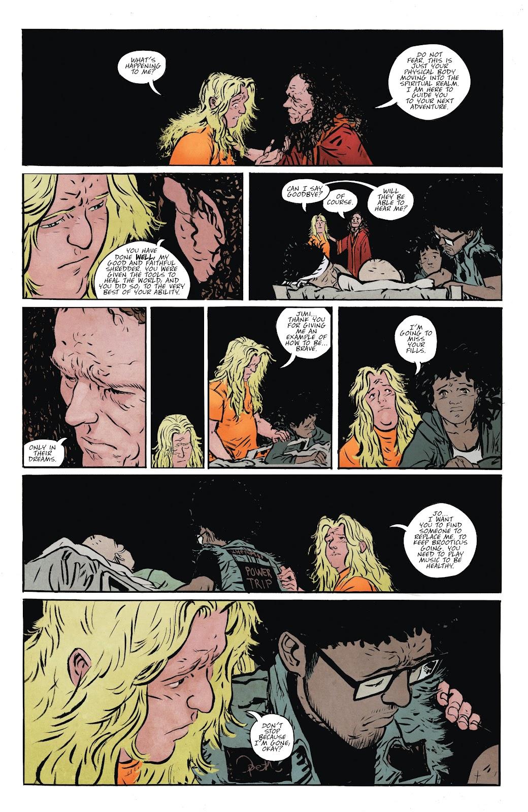 Read online Murder Falcon comic -  Issue #8 - 24