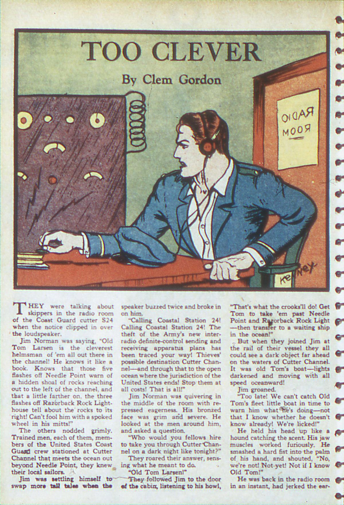 Read online Adventure Comics (1938) comic -  Issue #54 - 39