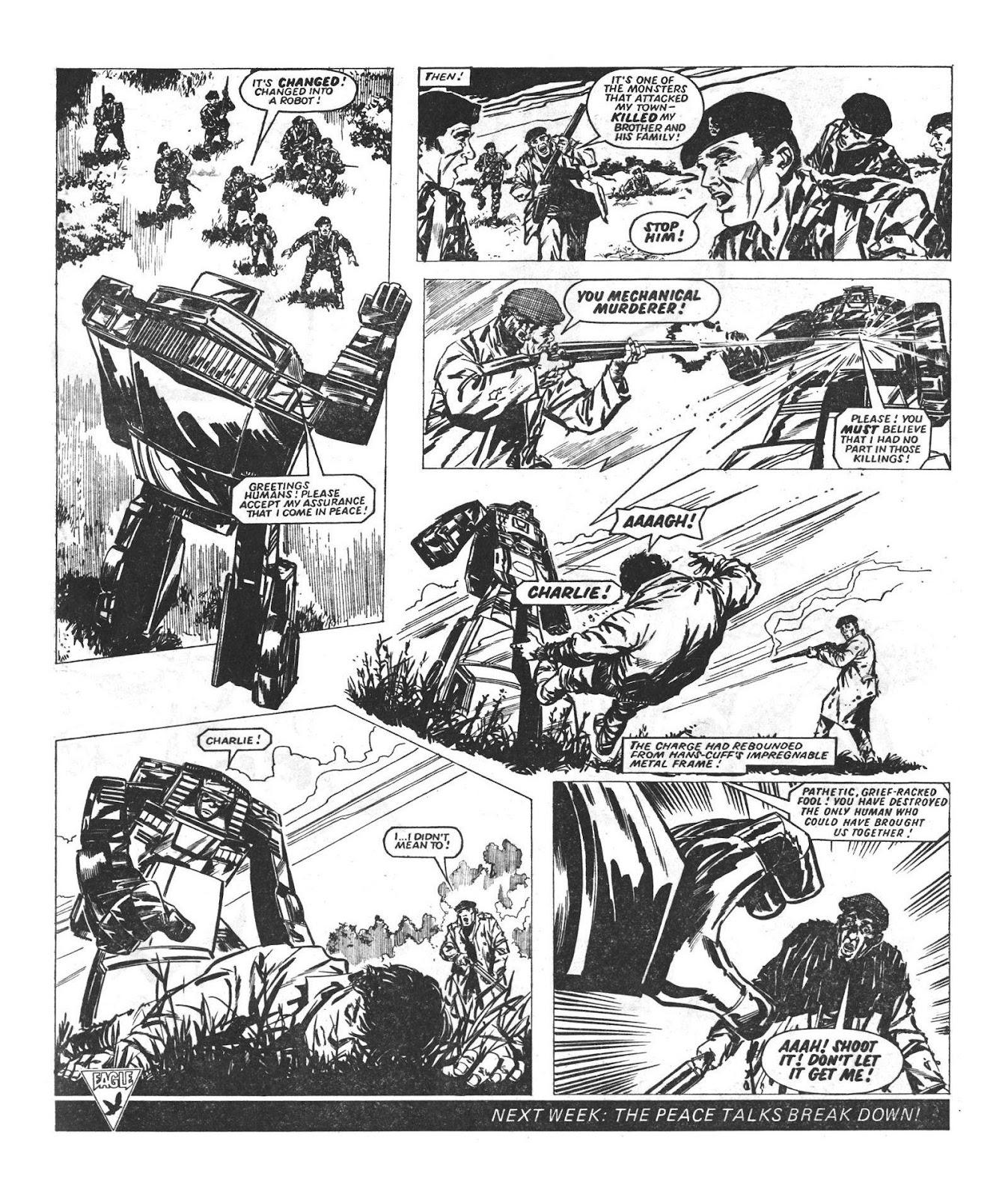 Read online Robo Machines comic -  Issue # TPB - 38