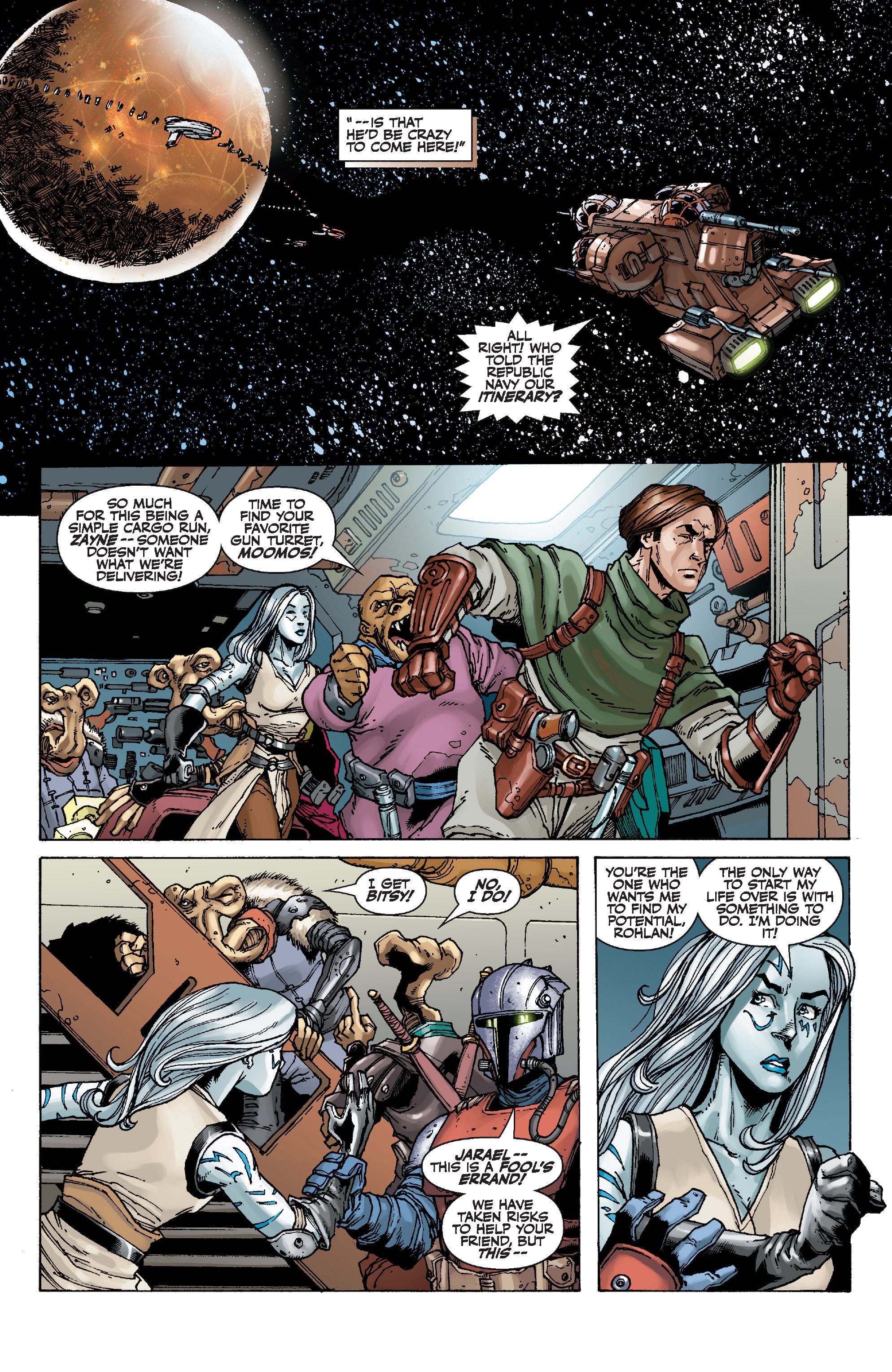 Read online Star Wars Omnibus comic -  Issue # Vol. 32 - 288