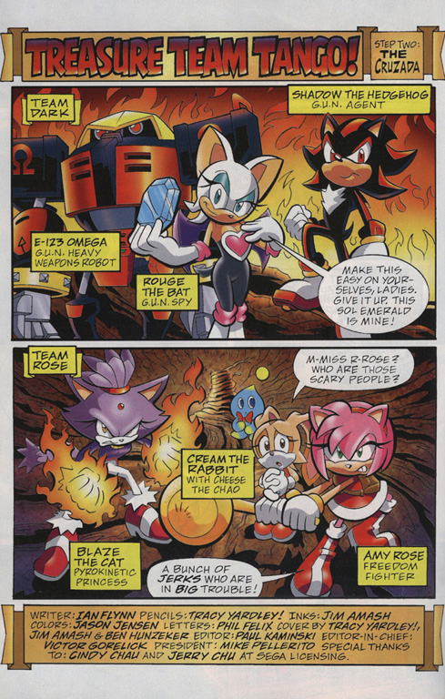 Read online Sonic Universe comic -  Issue #22 - 3