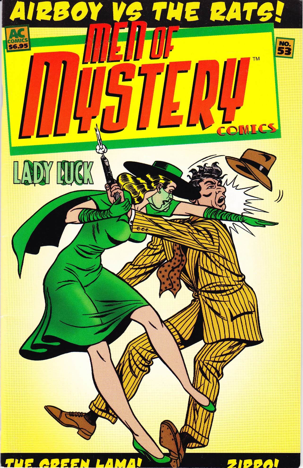 Read online Men of Mystery Comics comic -  Issue #53 - 1