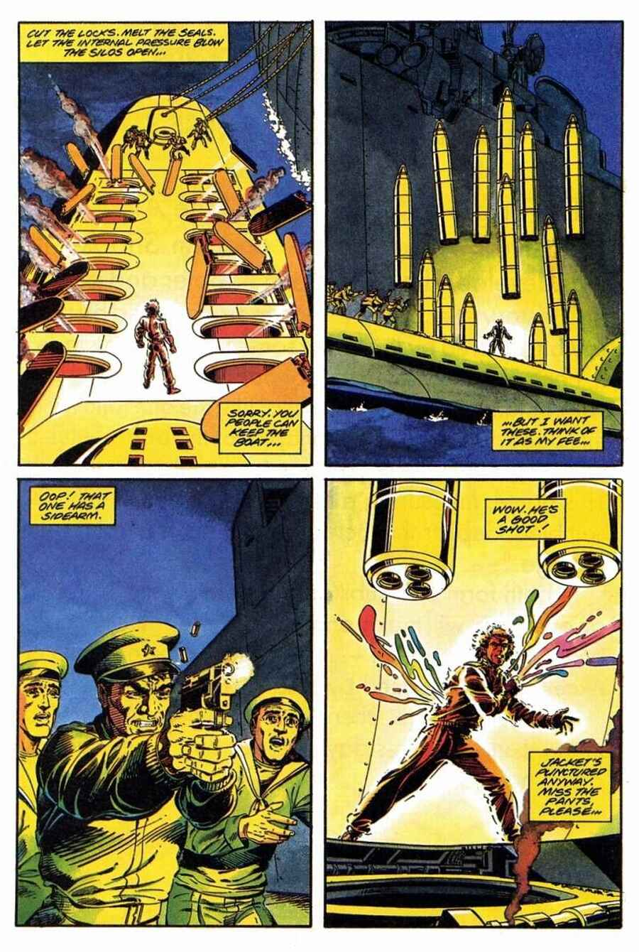Read online Solar, Man of the Atom comic -  Issue #1 - 14
