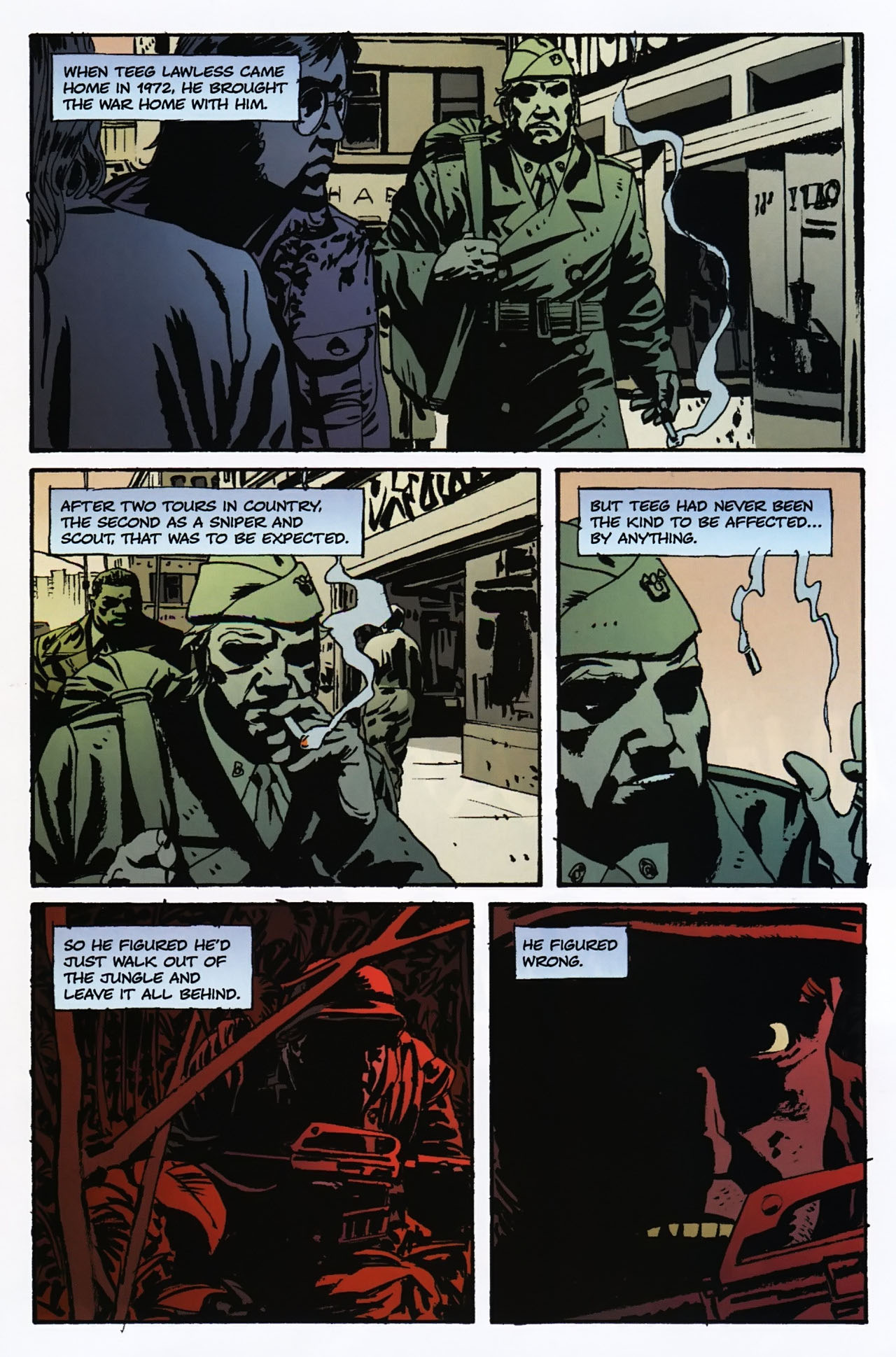 Read online Criminal (2008) comic -  Issue #2 - 3