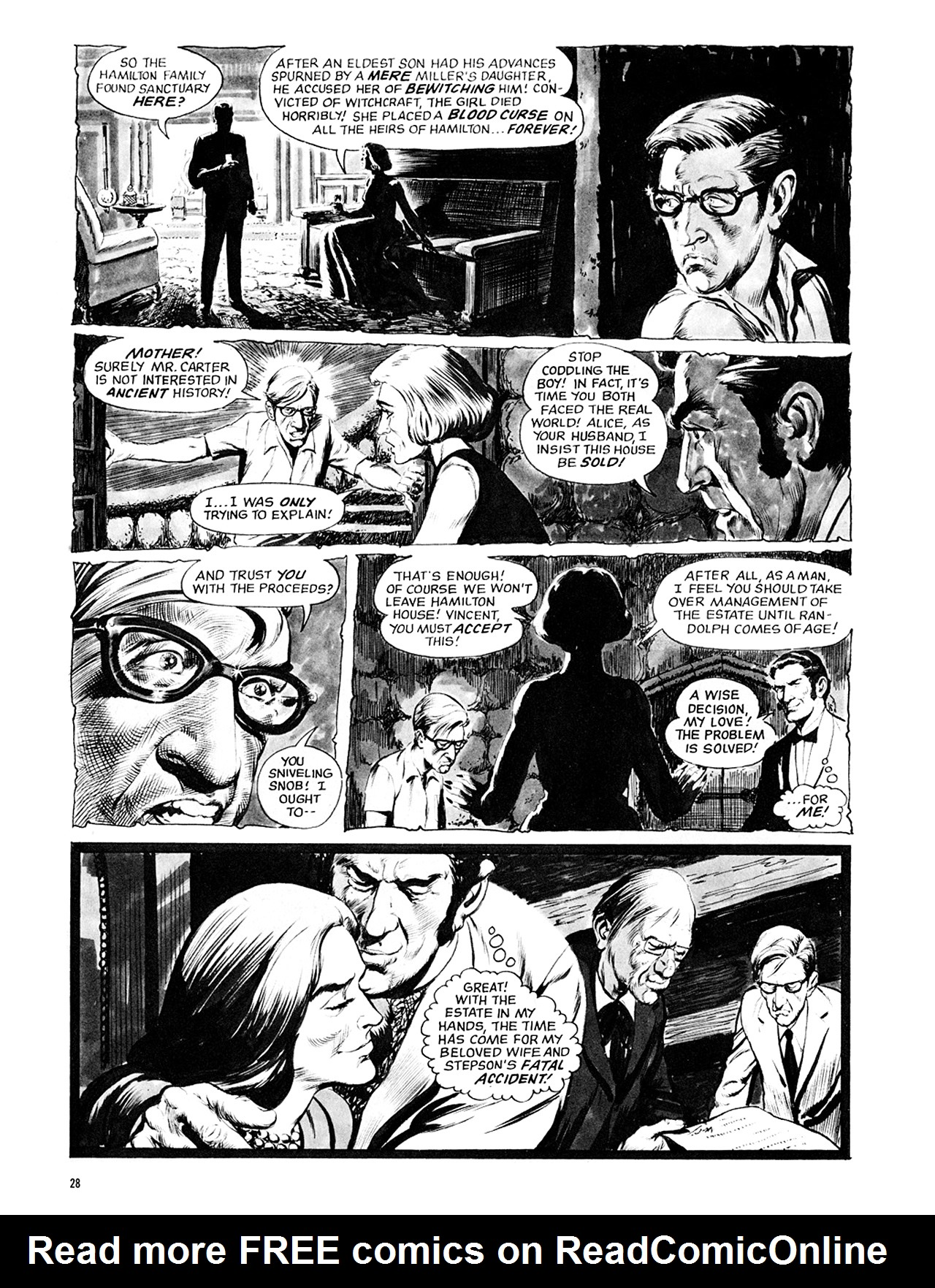 Read online Eerie Archives comic -  Issue # TPB 8 - 29