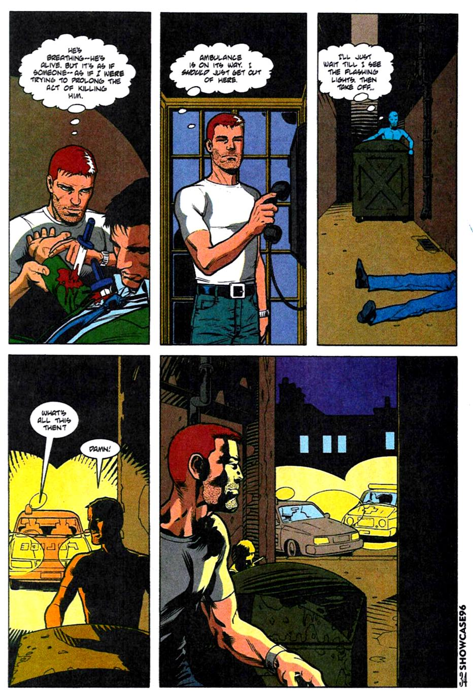 Read online Showcase '96 comic -  Issue #4 - 33