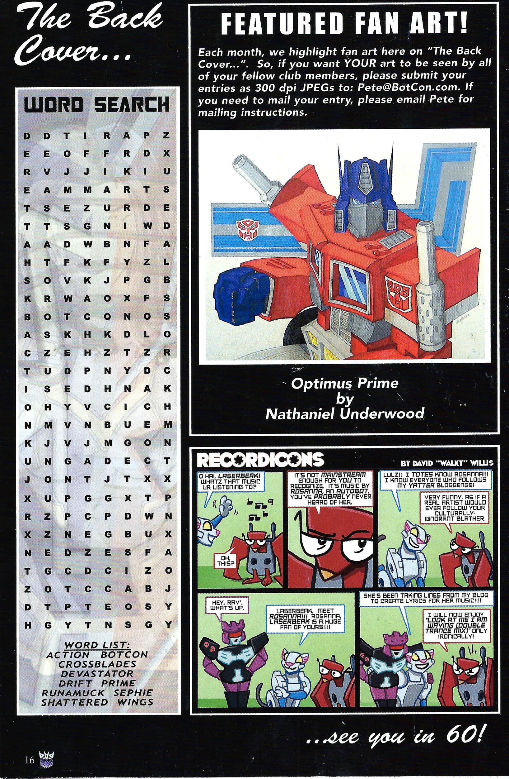 Read online Transformers: Collectors' Club comic -  Issue #41 - 15