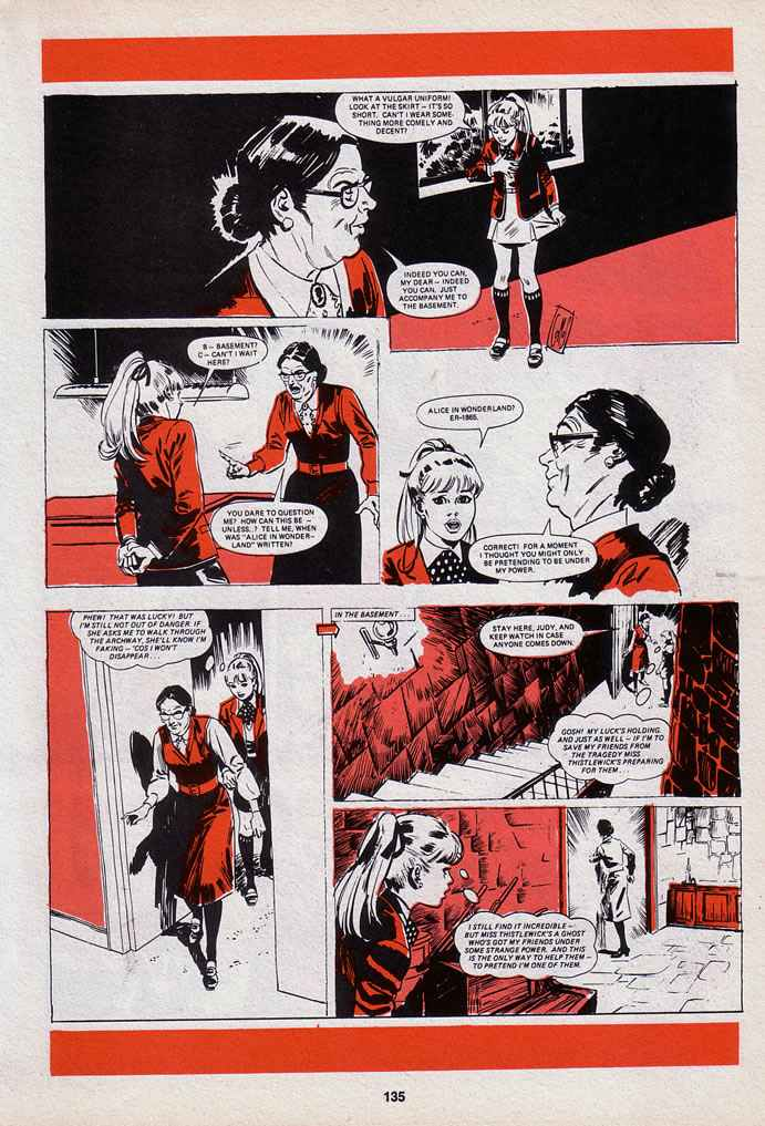 Read online Misty comic -  Issue # _Annual 1980 - 135