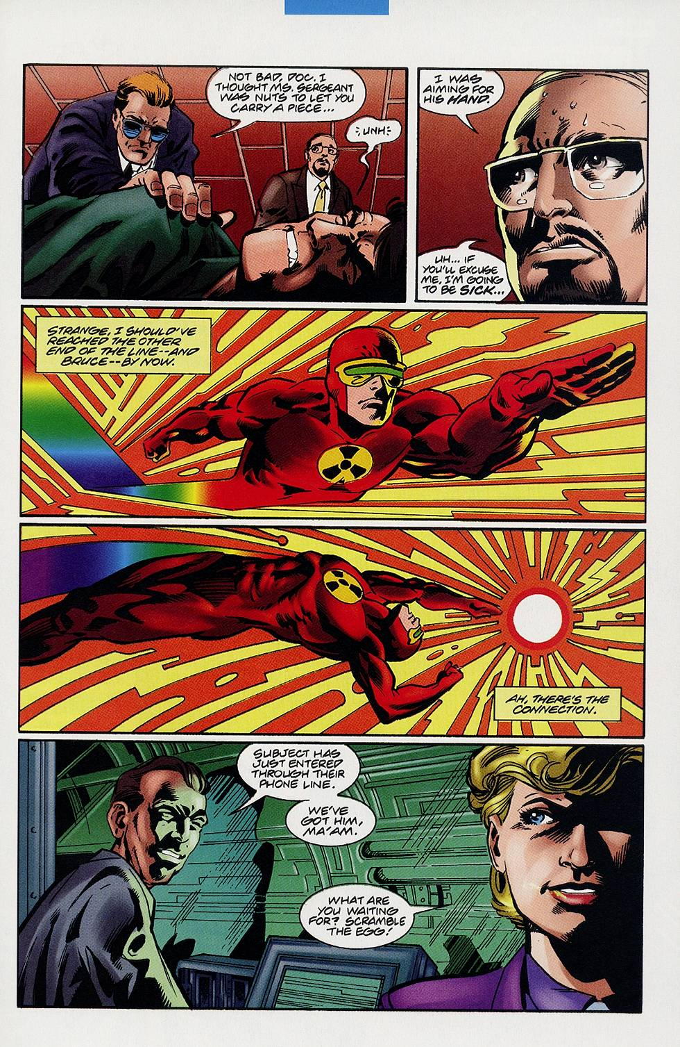 Read online Solar, Man of the Atom comic -  Issue #59 - 17