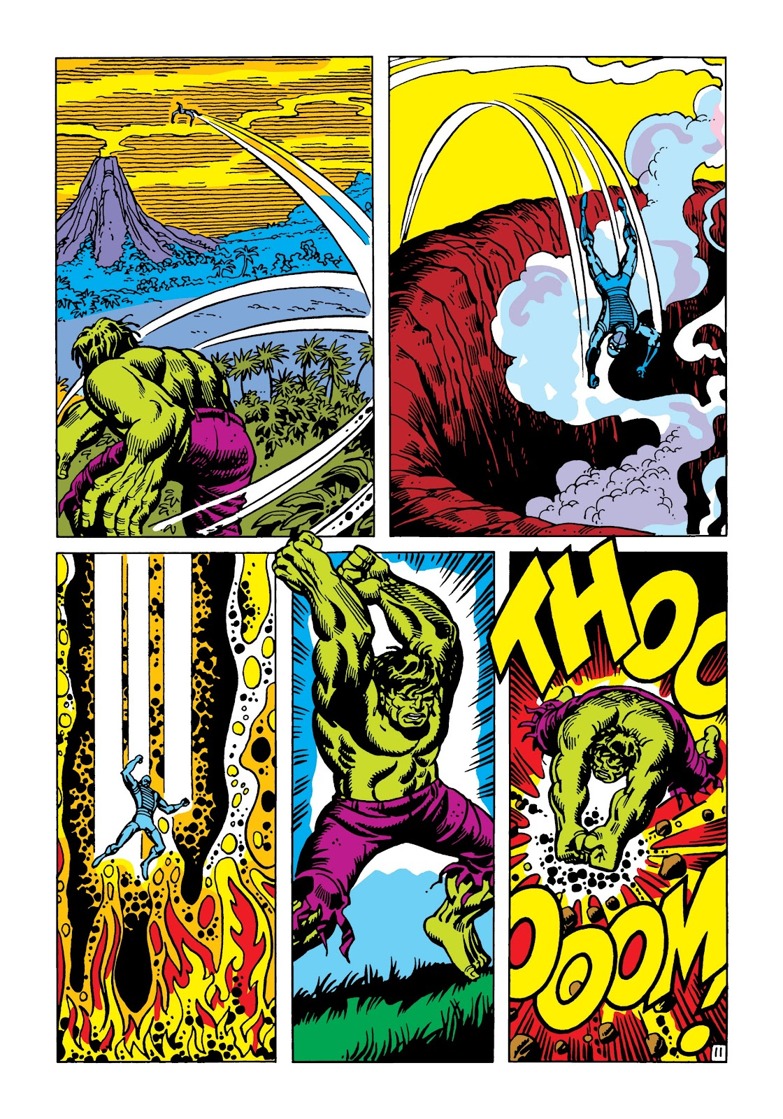 Read online Marvel Masterworks: The Incredible Hulk comic -  Issue # TPB 5 (Part 2) - 43