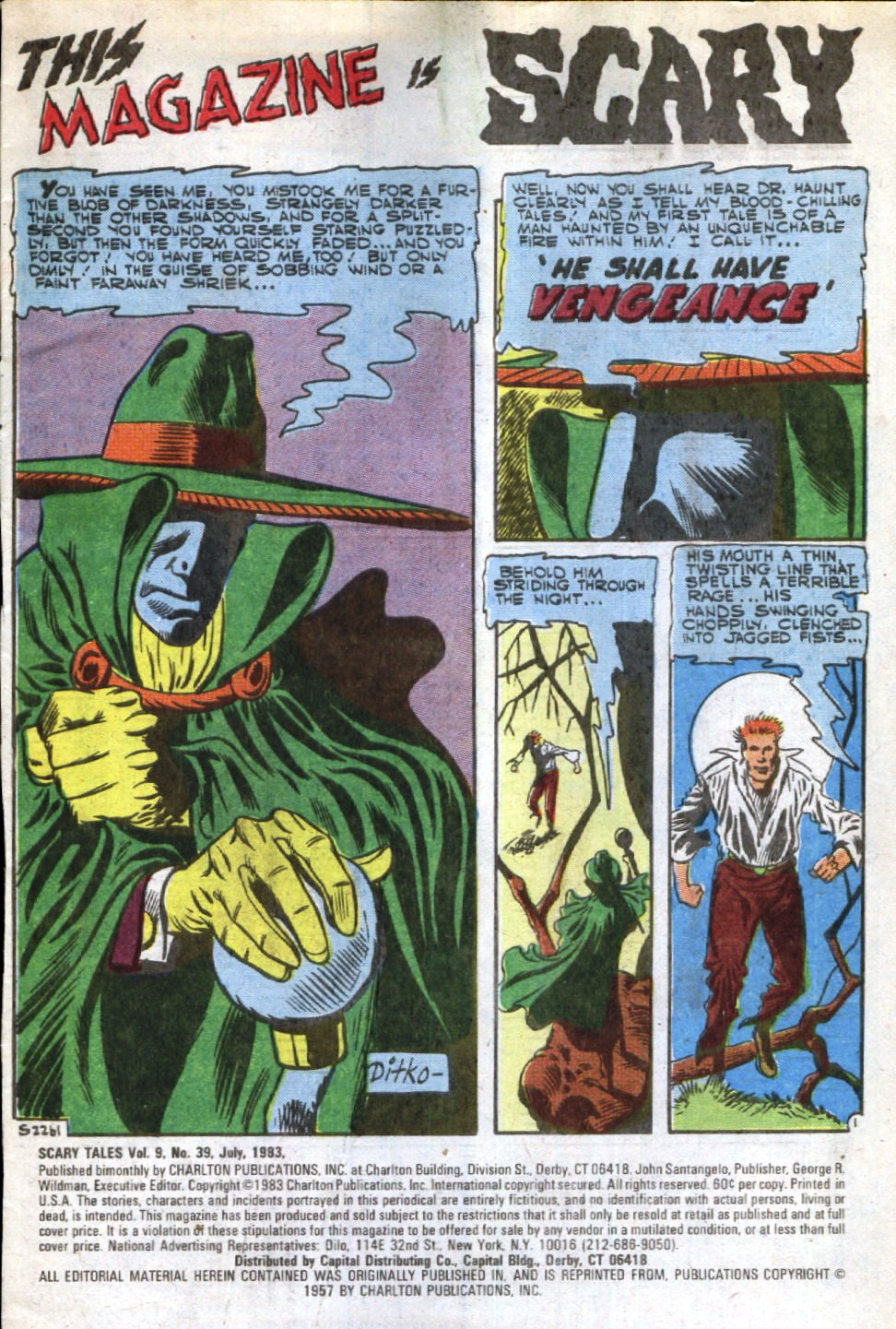 Read online Scary Tales comic -  Issue #39 - 3