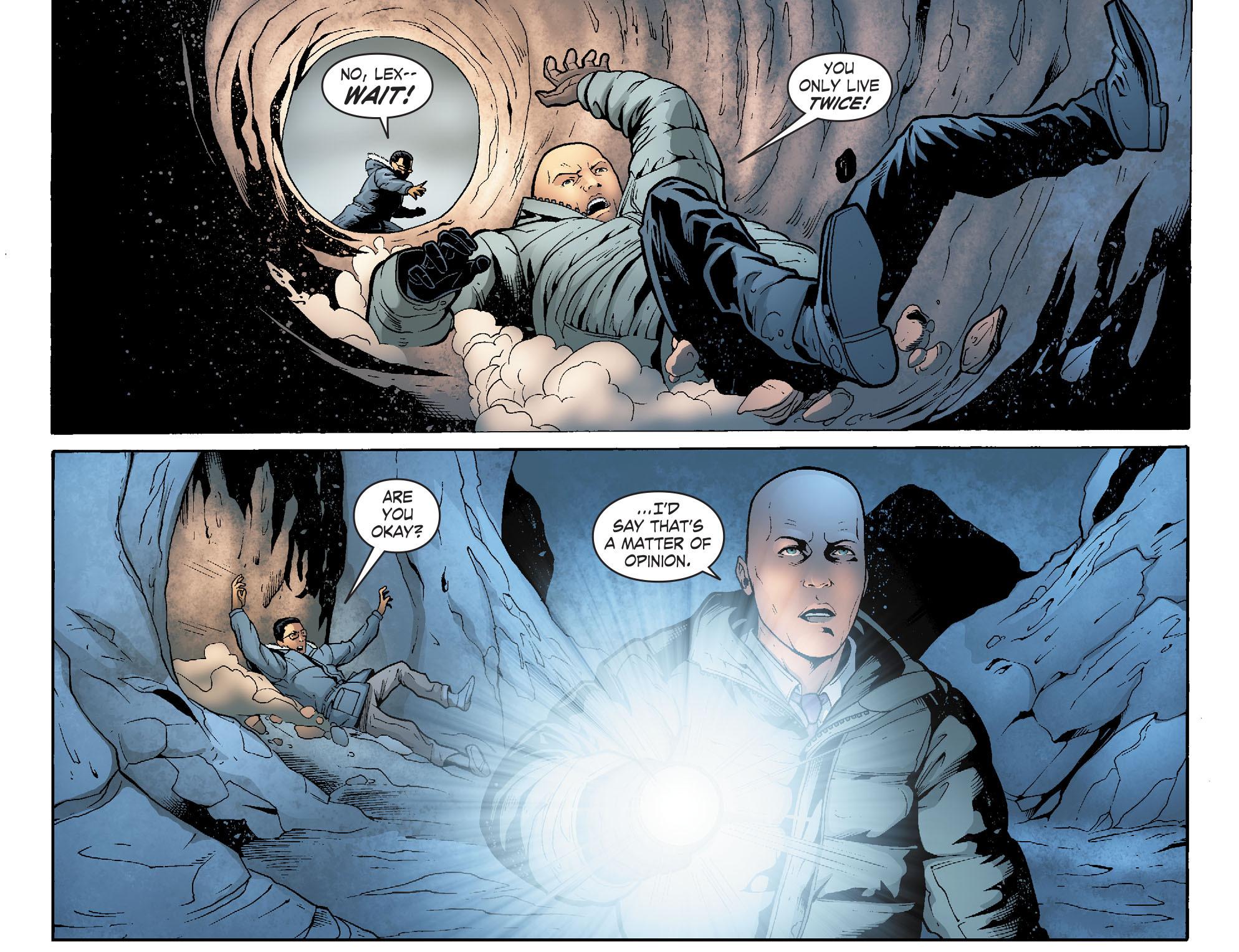 Read online Smallville: Alien comic -  Issue #7 - 21