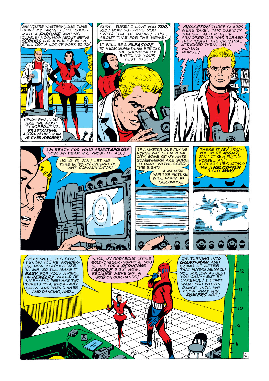 Tales to Astonish (1959) issue 52 - Page 7