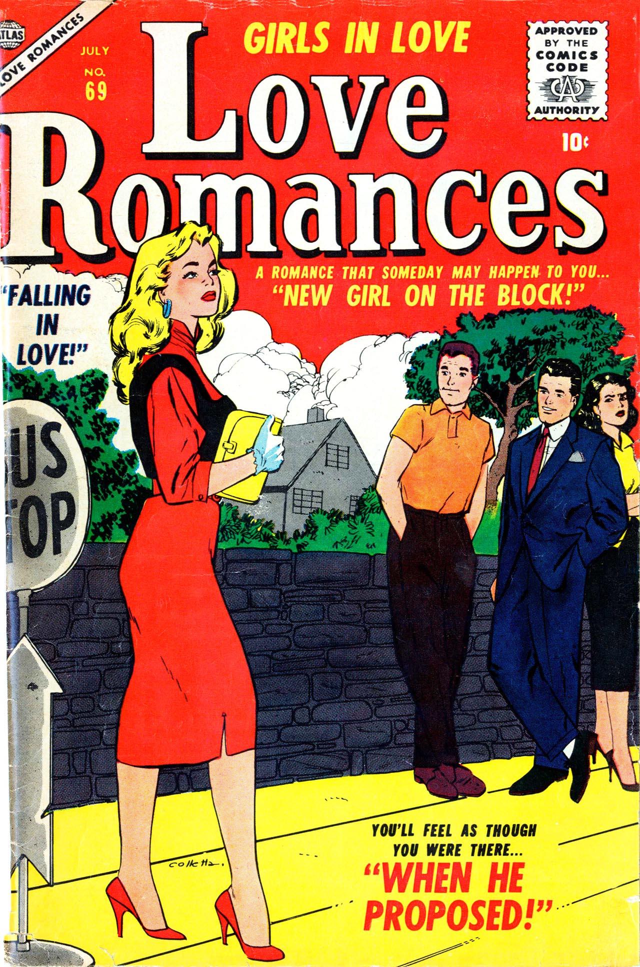 Love Romances 69 Page 1