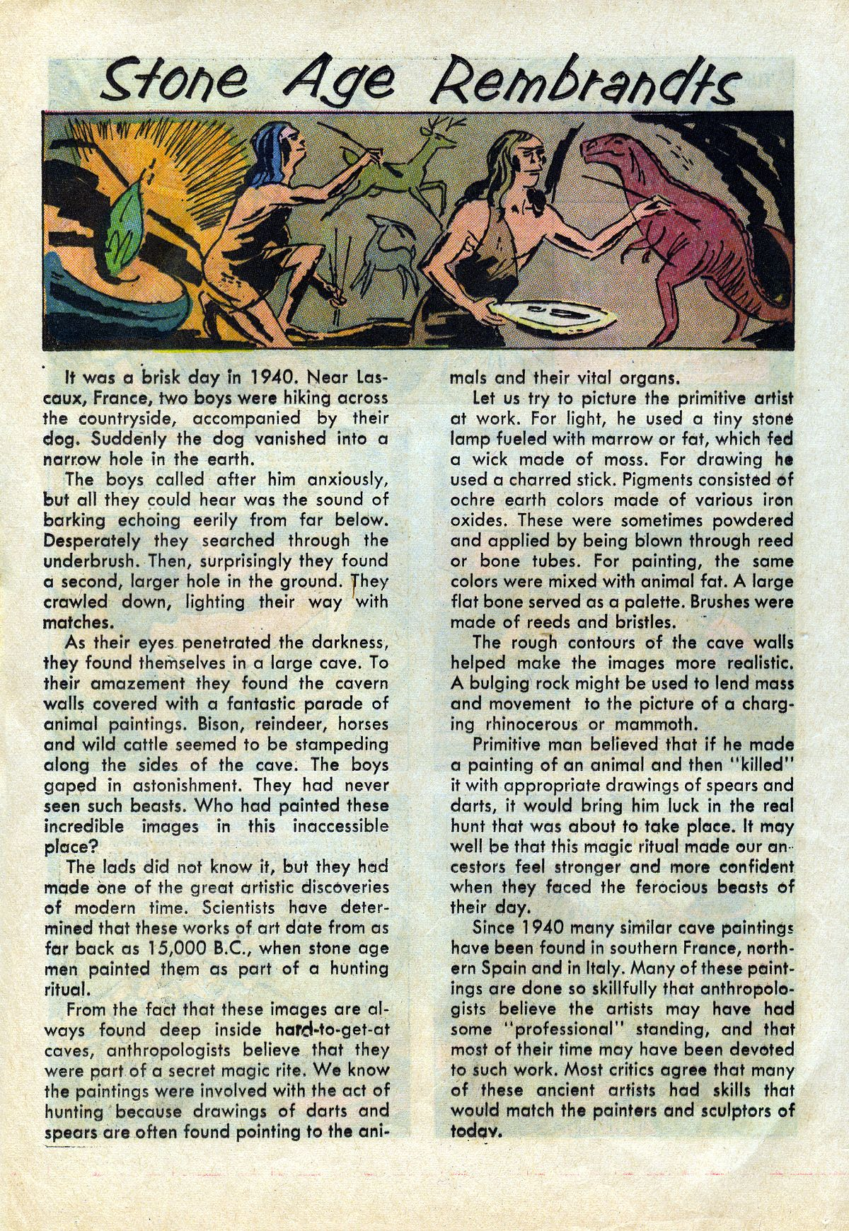 Read online Turok, Son of Stone comic -  Issue #45 - 20