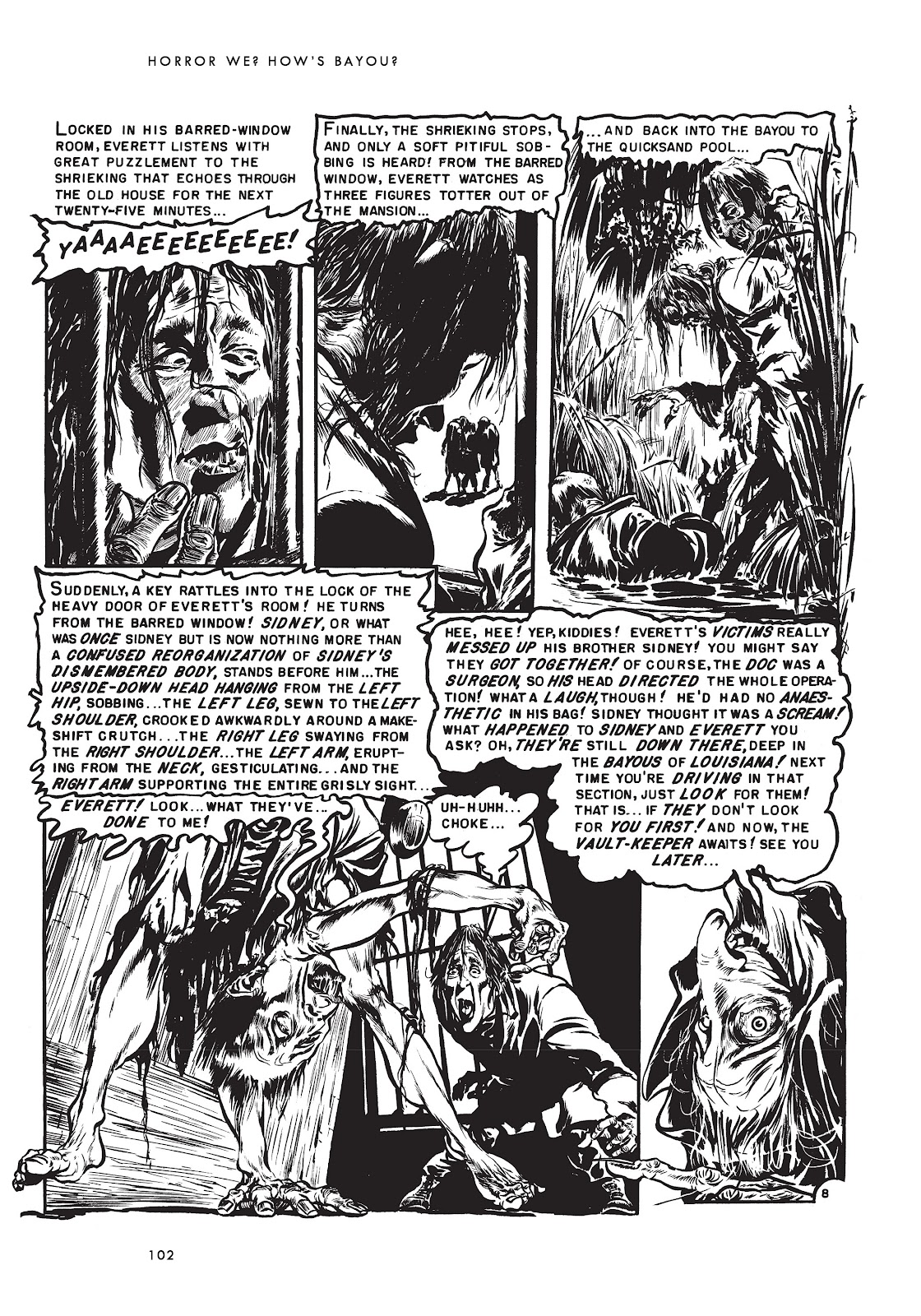 Read online Sucker Bait and Other Stories comic -  Issue # TPB (Part 2) - 17