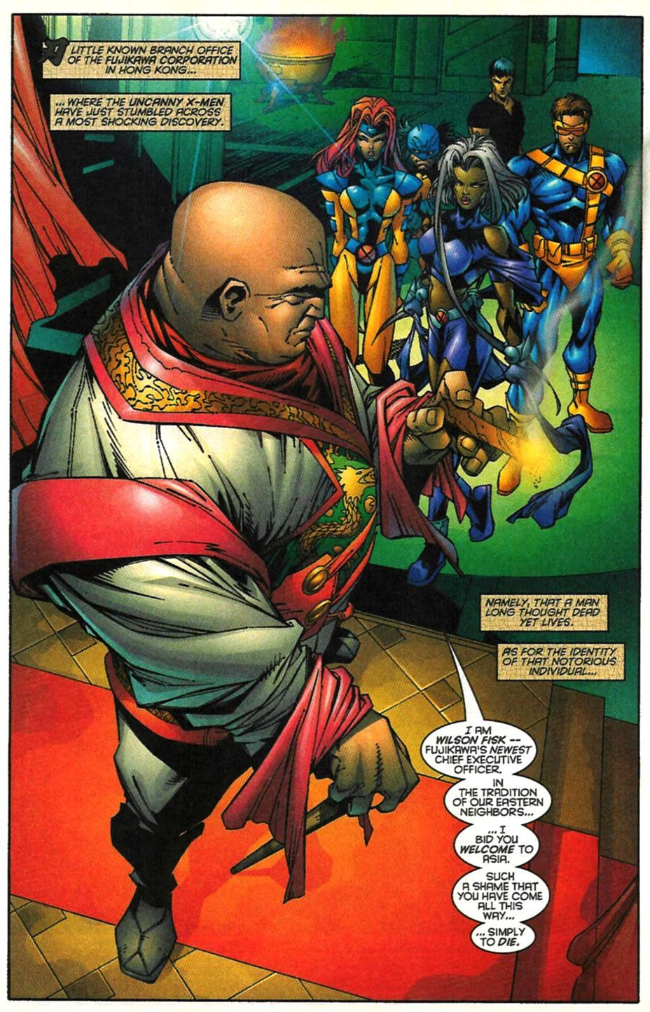 X-Men (1991) 64 Page 2