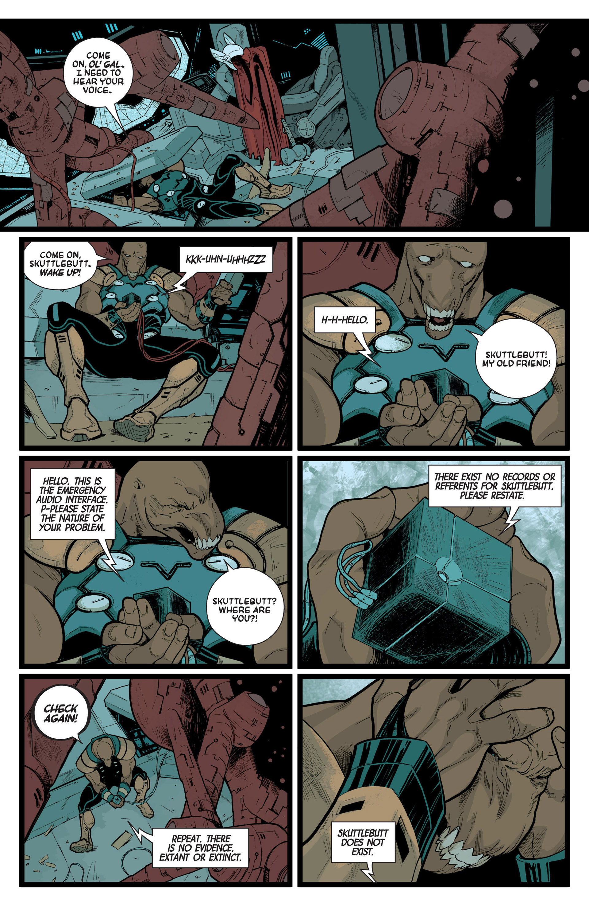 Read online Journey into Mystery (2011) comic -  Issue #653 - 19