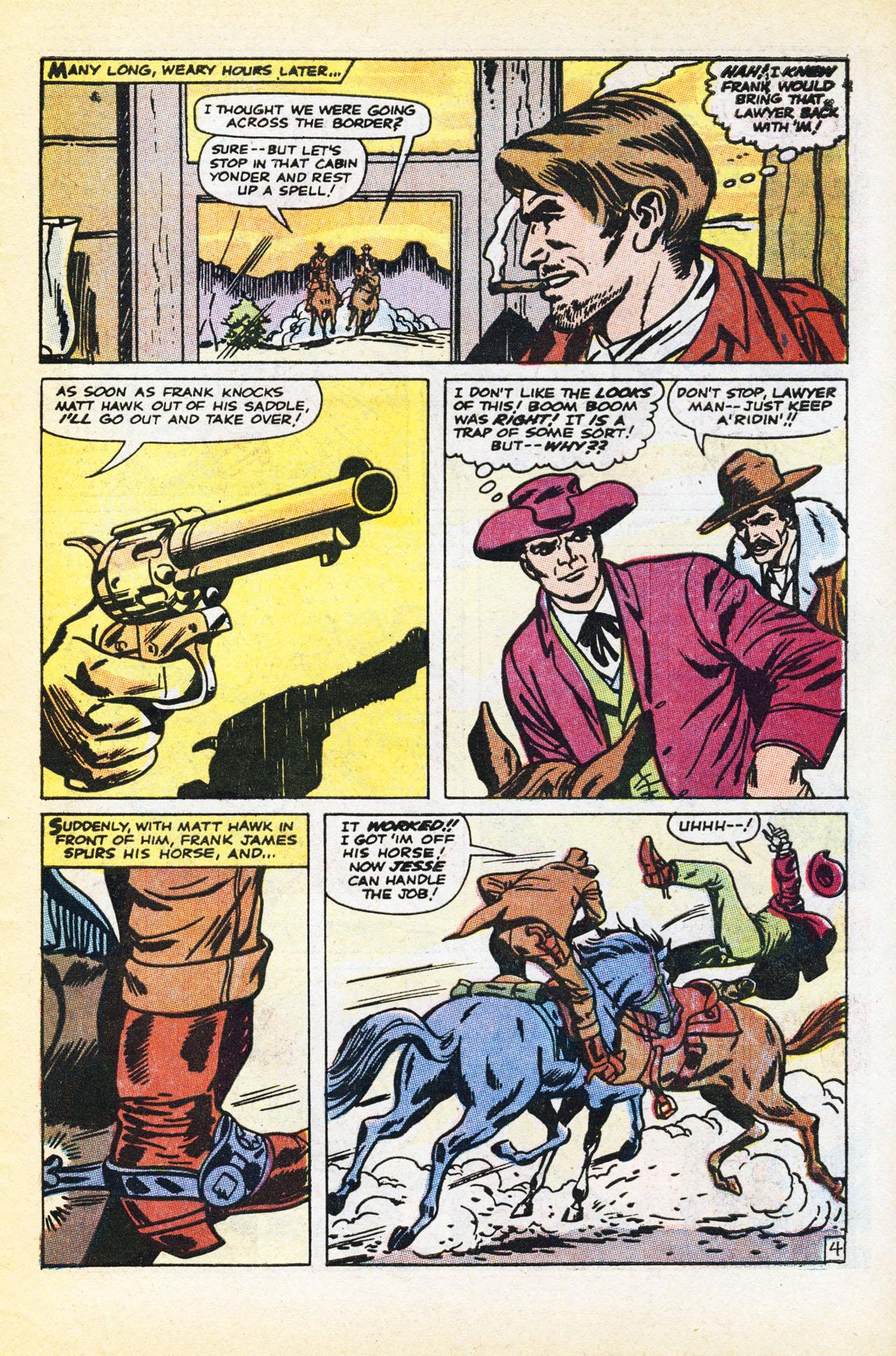 Read online Two-Gun Kid comic -  Issue #94 - 7