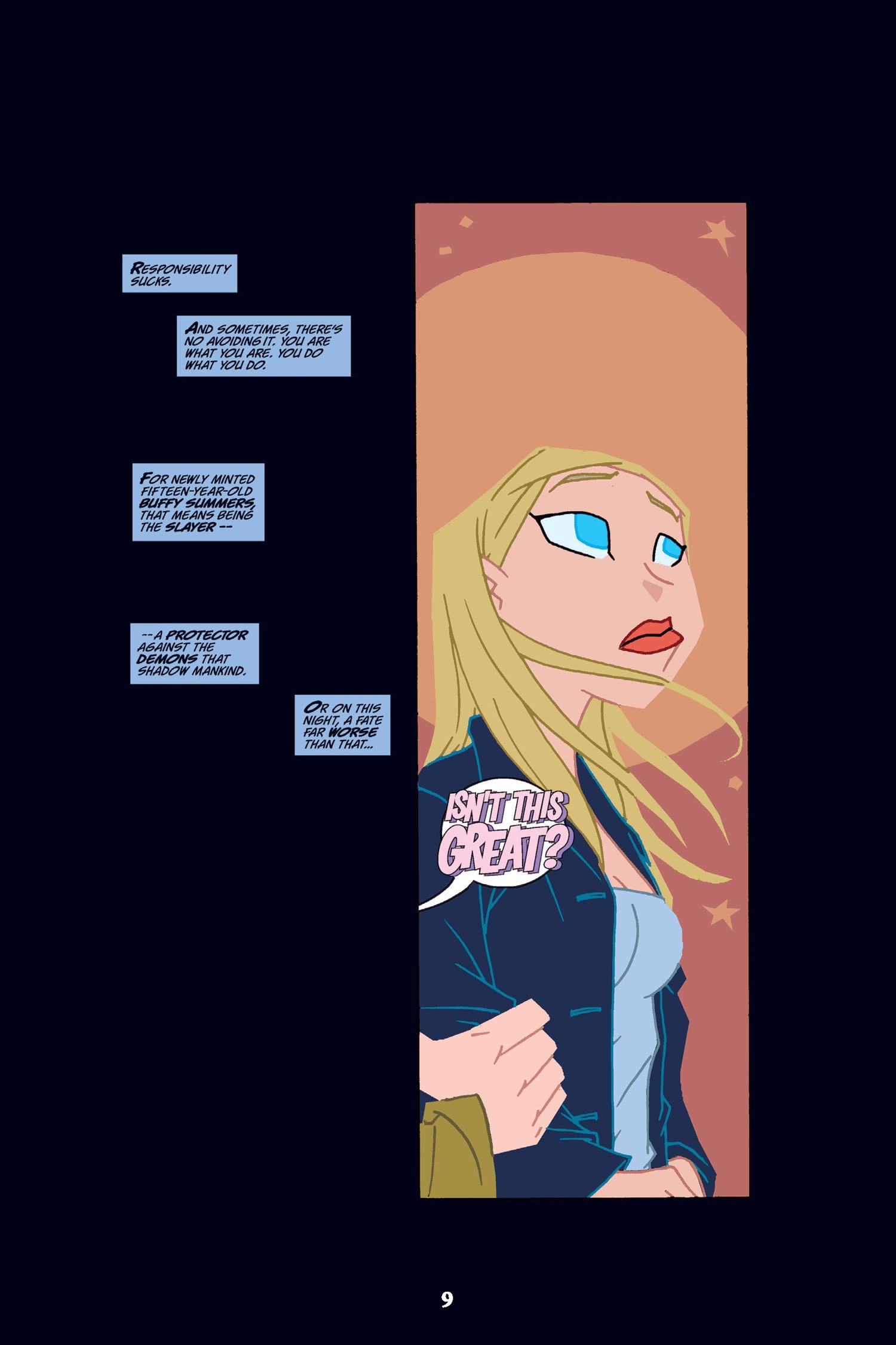 Read online Buffy the Vampire Slayer: Omnibus comic -  Issue # TPB 2 - 10