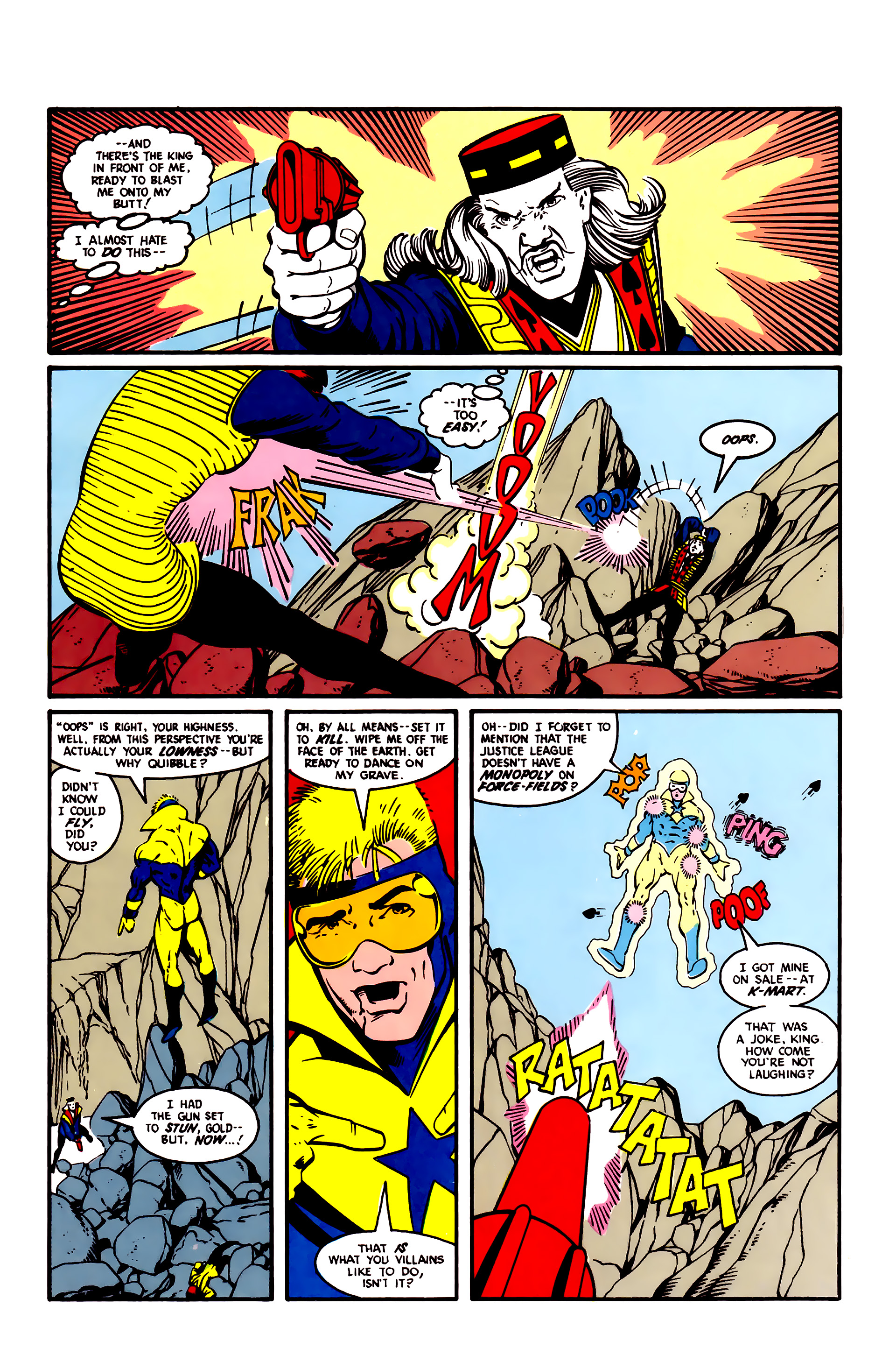 Read online Justice League (1987) comic -  Issue #4 - 13