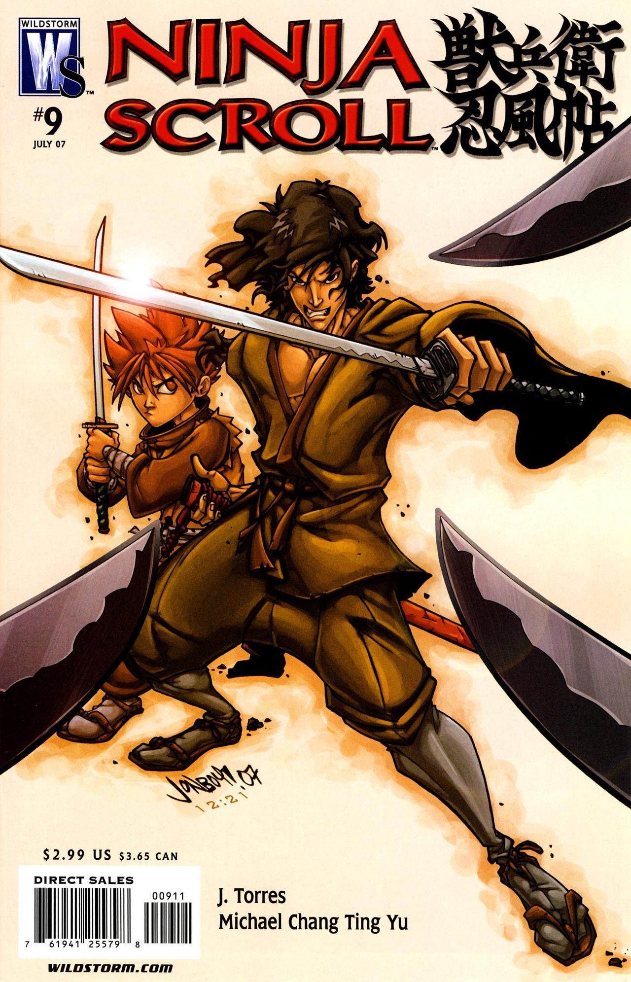 Ninja Scroll 9 Read Ninja Scroll Issue 9 Online