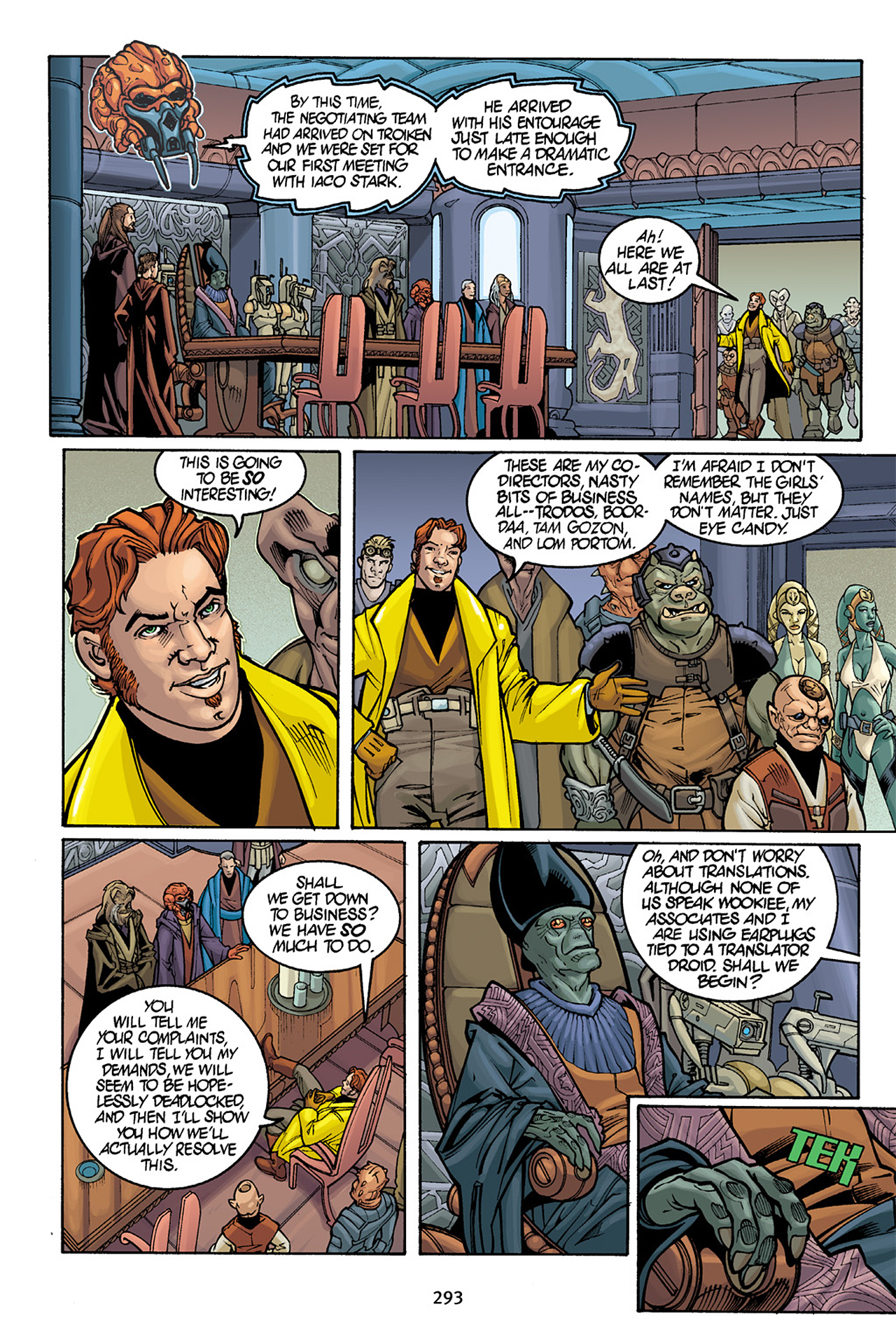 Read online Star Wars Omnibus comic -  Issue # Vol. 15.5 - 11
