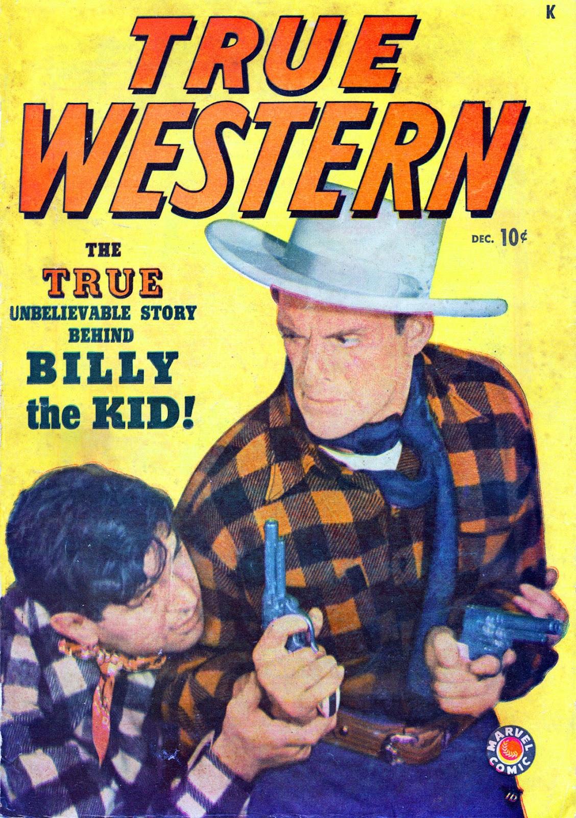 True Western 1 Page 1