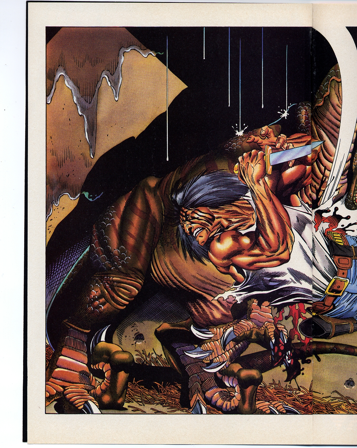 Read online Turok, Dinosaur Hunter (1993) comic -  Issue #12 - 4