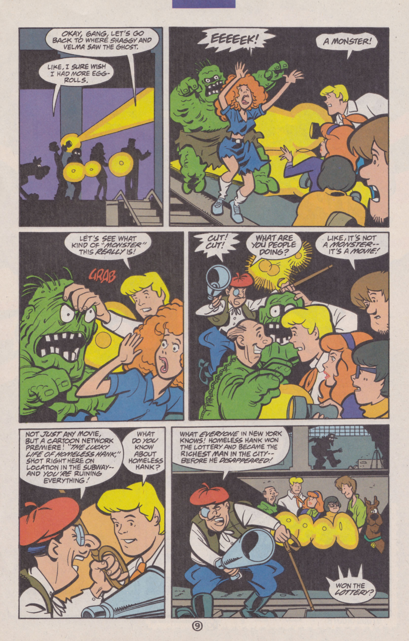 Read online Scooby-Doo (1997) comic -  Issue #14 - 10