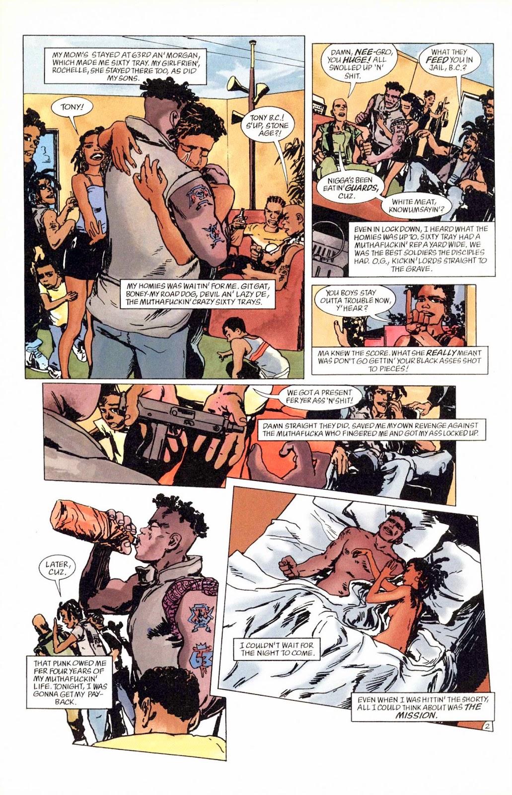 Read online Weird War Tales (1997) comic -  Issue #1 - 11