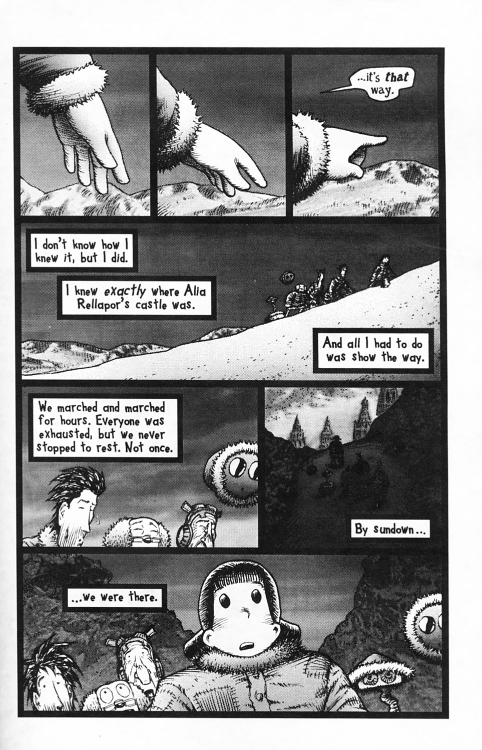 Read online Akiko comic -  Issue #Akiko _TPB 2 - 127