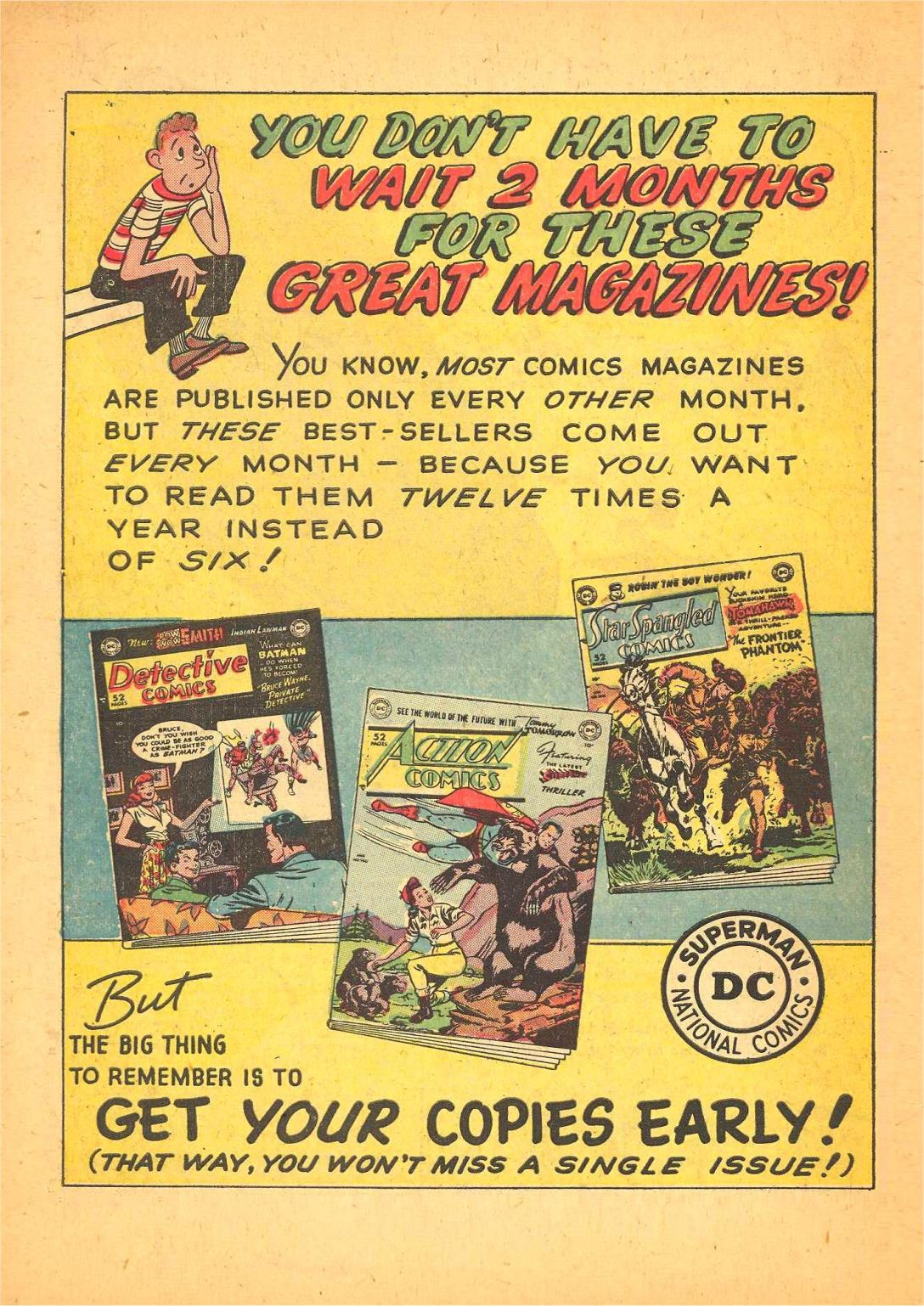 Read online Adventure Comics (1938) comic -  Issue #148 - 14