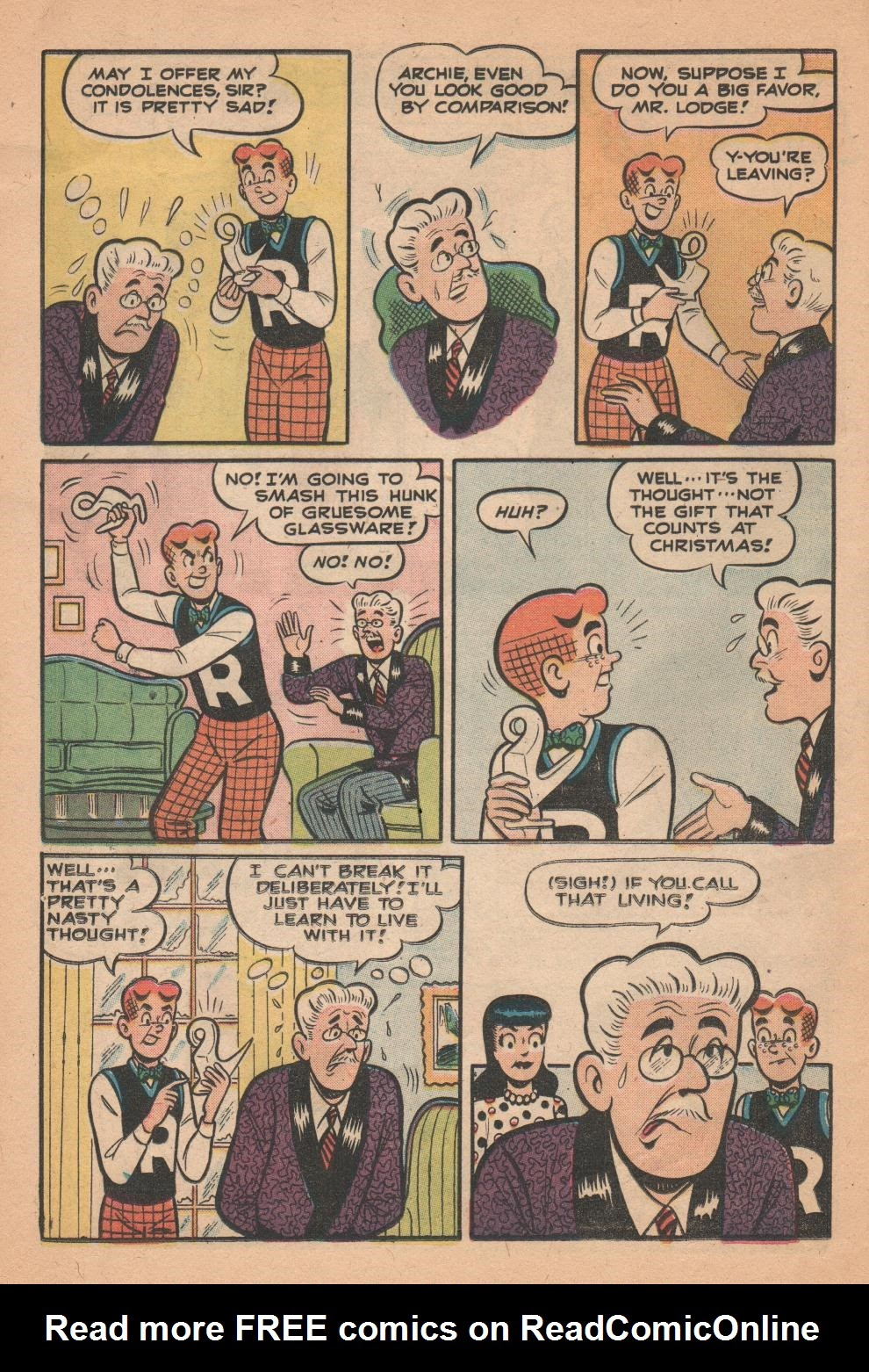 Archie Comics issue 098 - Page 27
