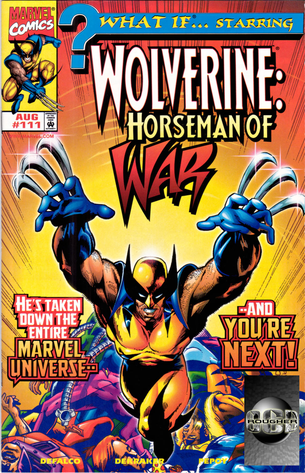 What If...? (1989) issue 111 - Page 1