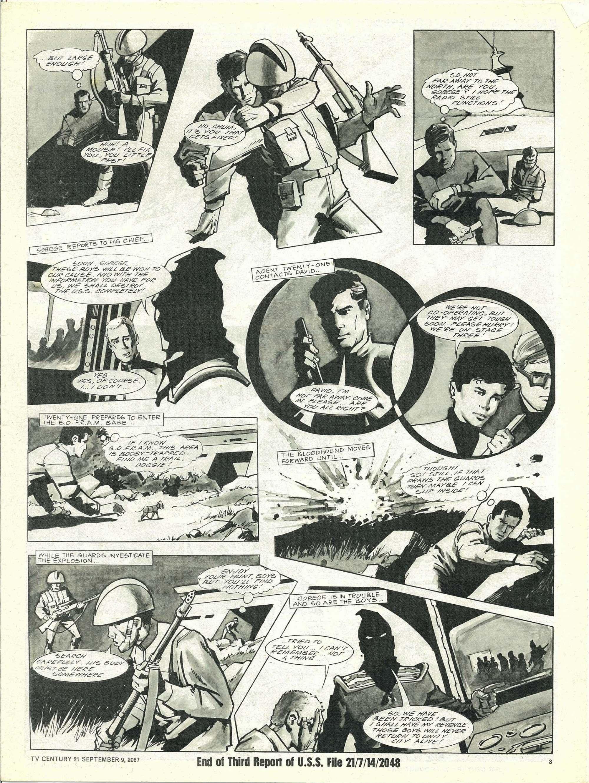 Read online TV Century 21 (TV 21) comic -  Issue #138 - 3