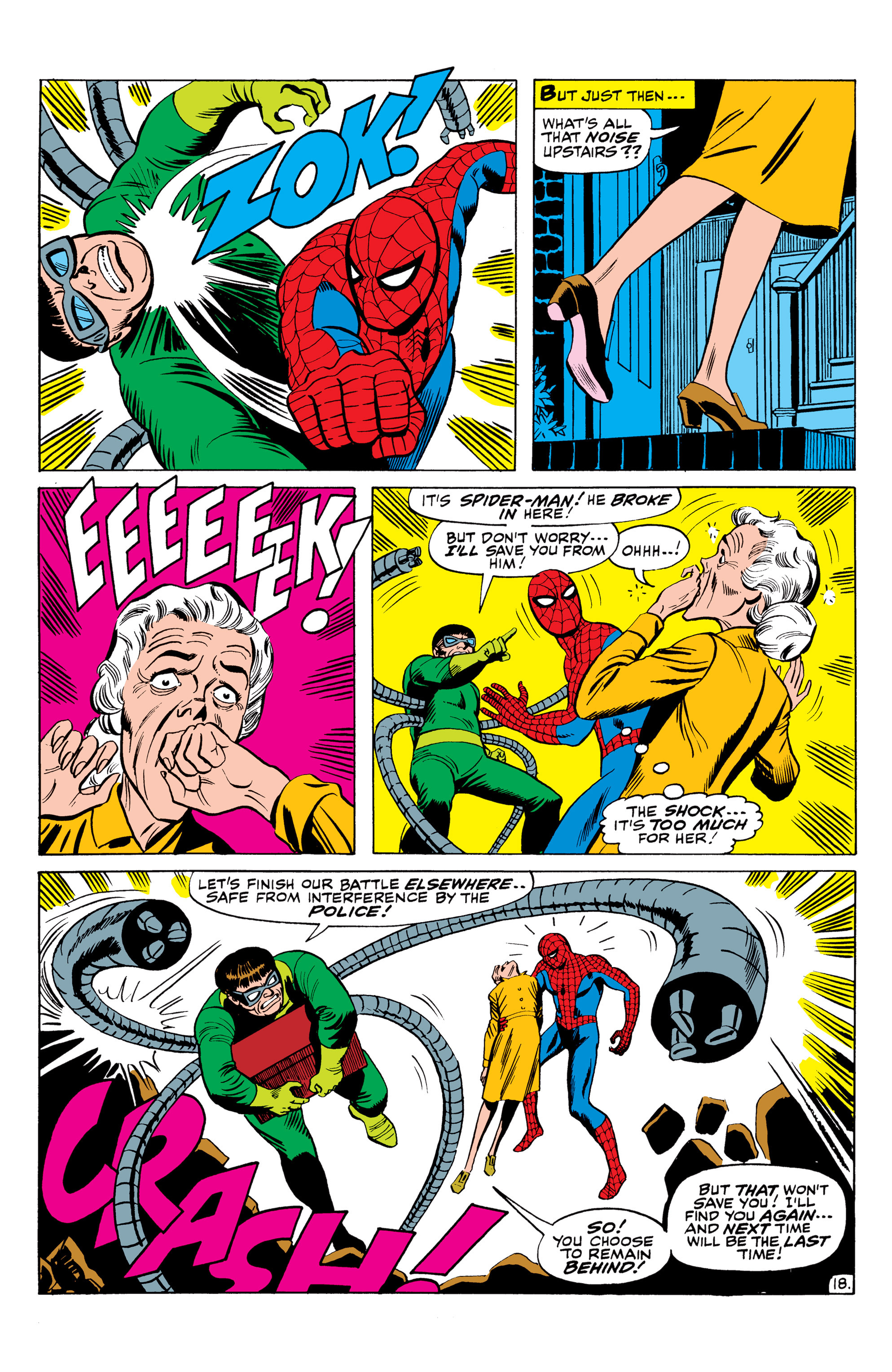 The Amazing Spider-Man (1963) 54 Page 18