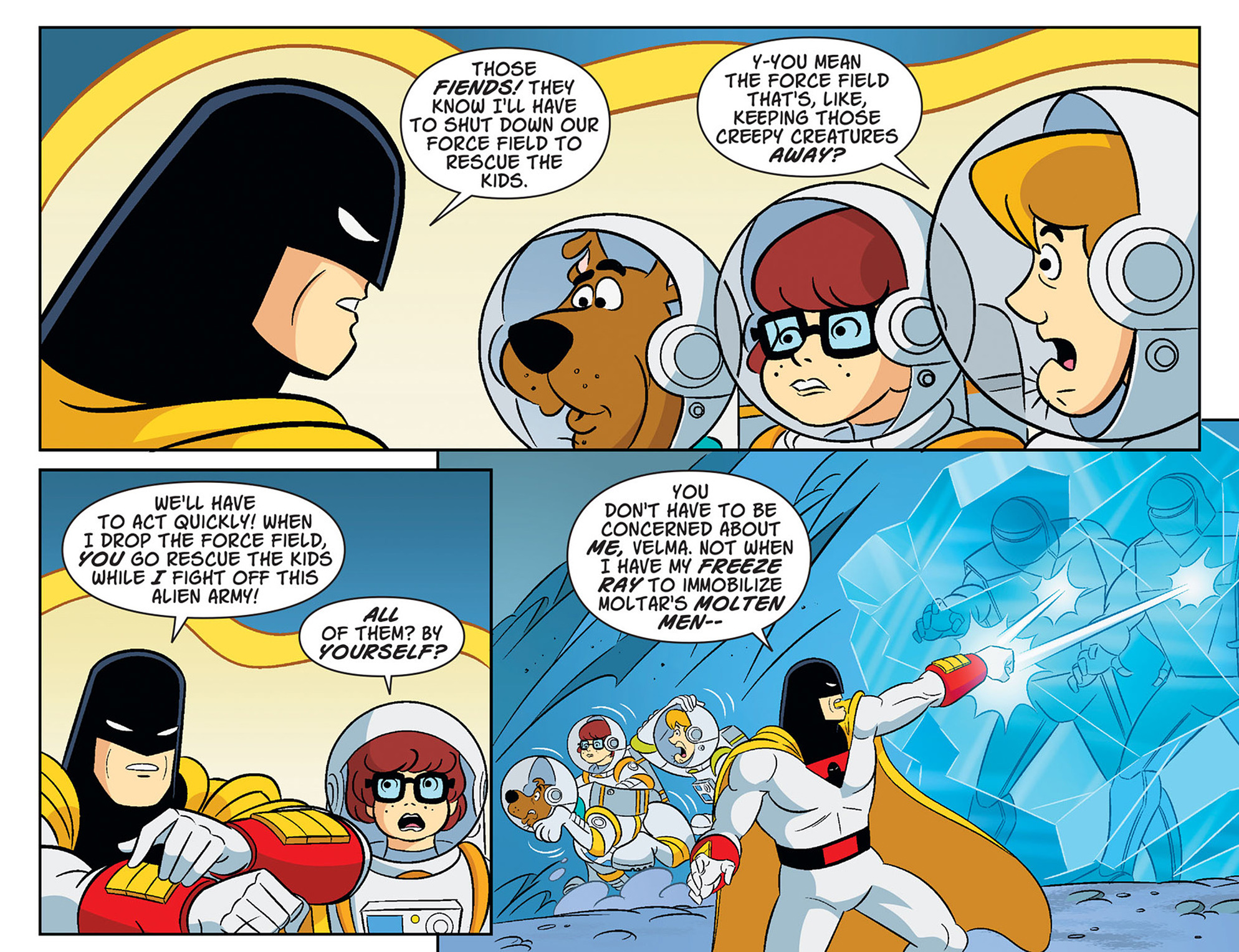 Read online Scooby-Doo! Team-Up comic -  Issue #40 - 14