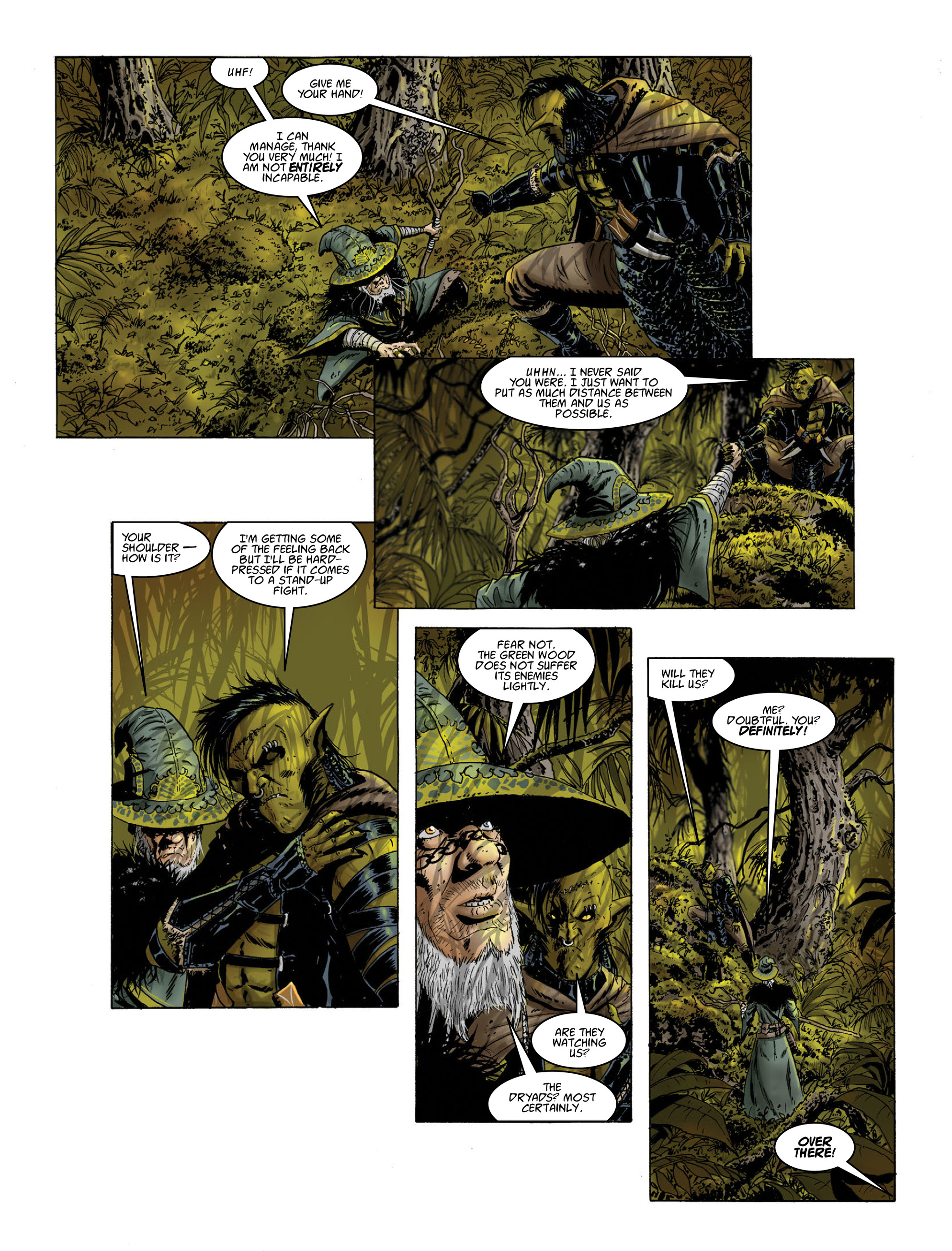 Read online 2000 AD comic -  Issue #2015 - 11