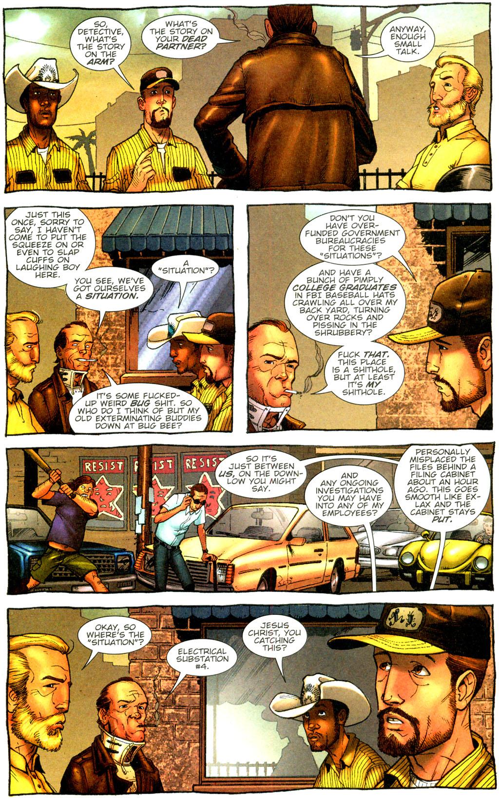 Read online The Exterminators comic -  Issue #9 - 9