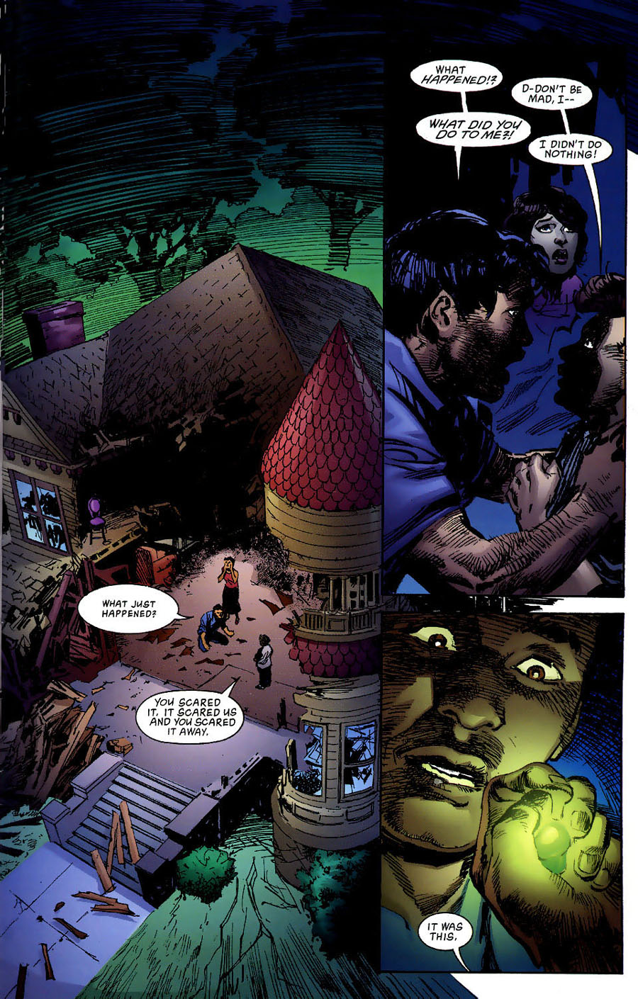 Read online Green Lantern: Legacy: The Last Will and Testament of Hal Jordan comic -  Issue # TPB - 38
